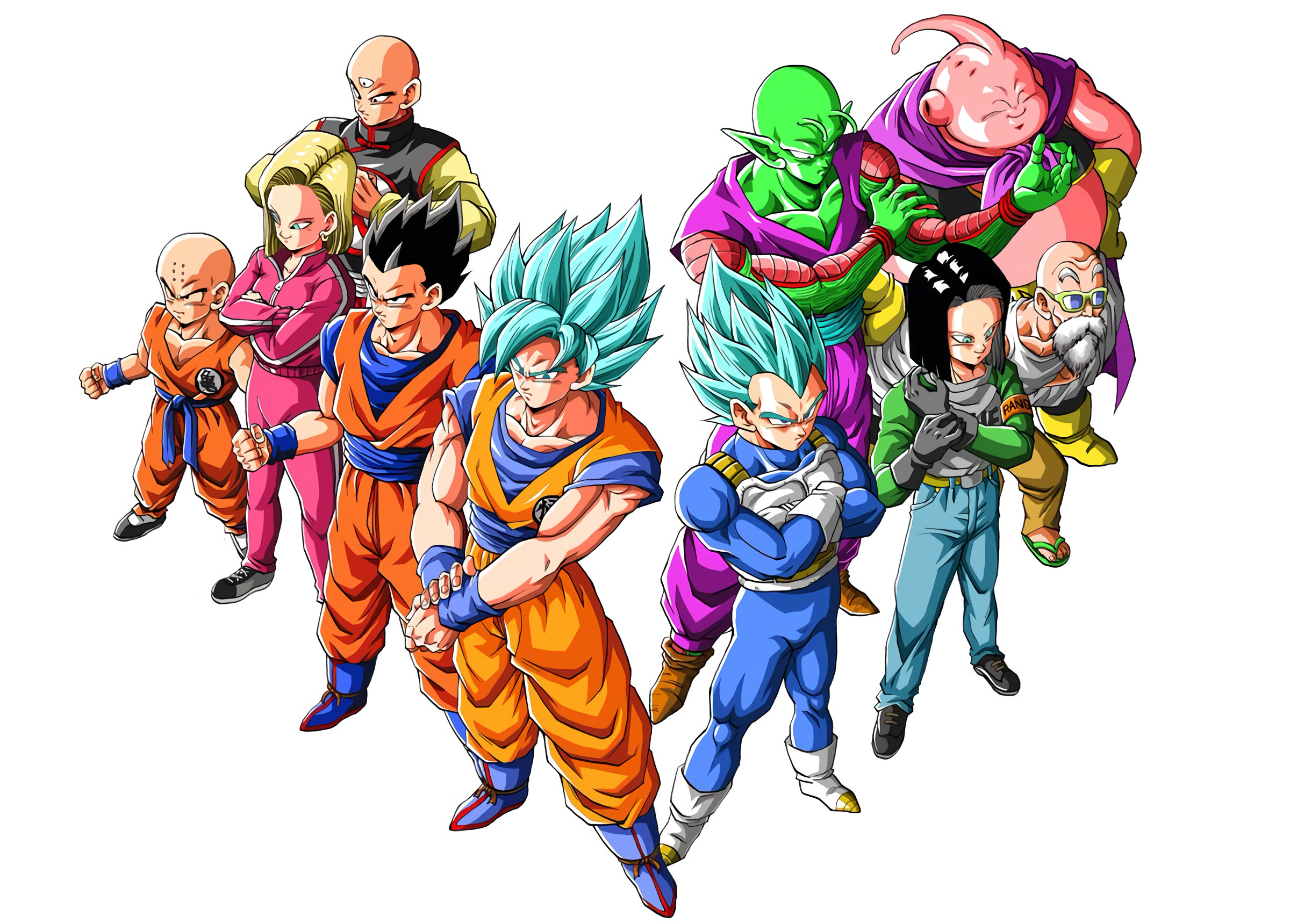 HD Wallpaper   Background ID:792402. Anime Dragon Ball Super