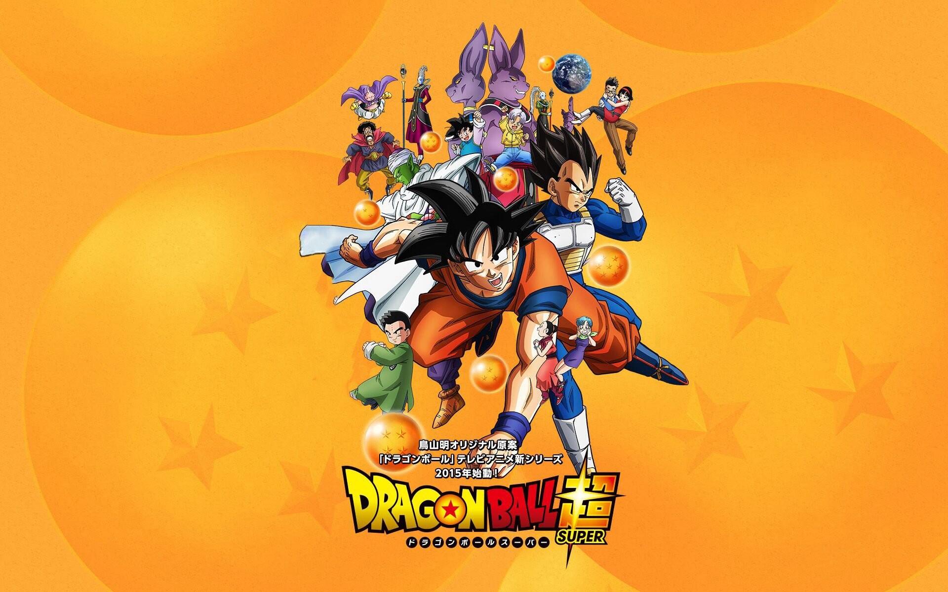 HD Wallpaper   Background ID:606994. Anime Dragon Ball Super. 132  Like