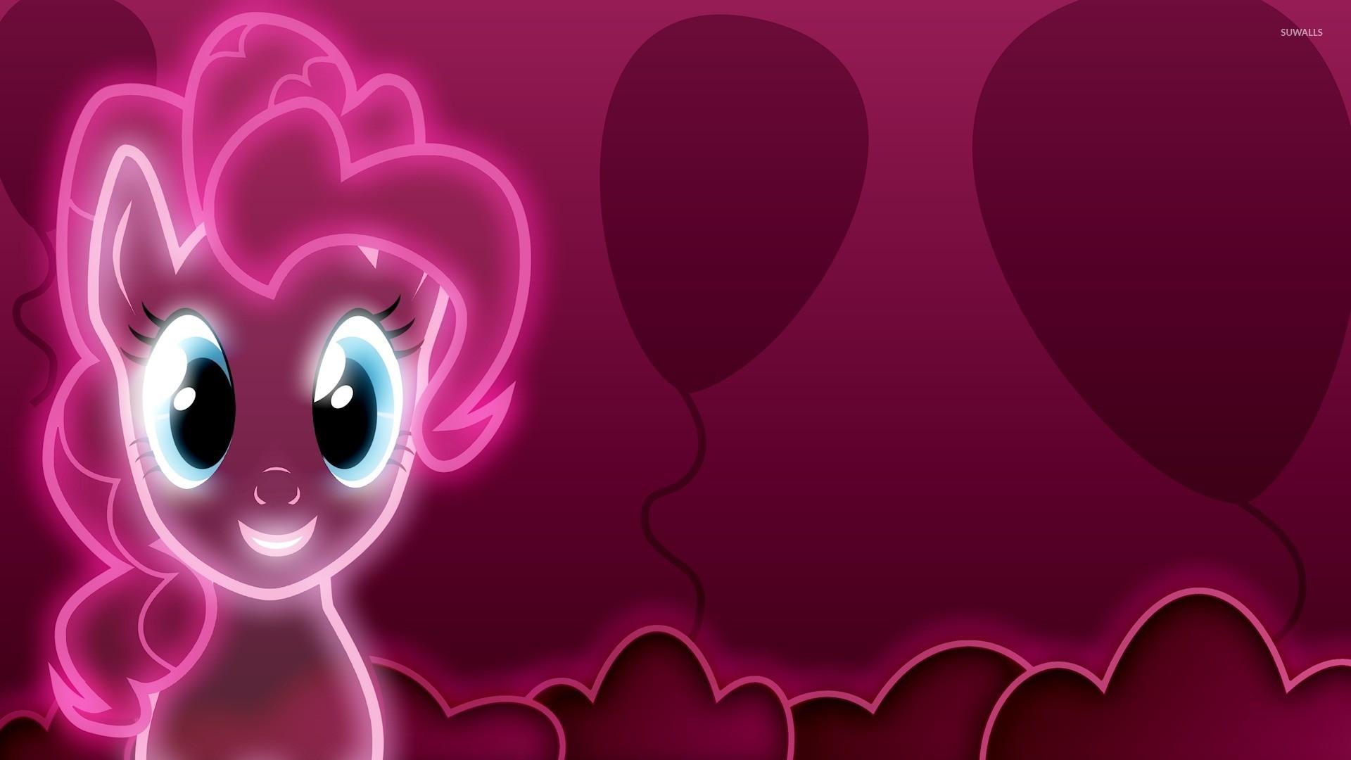 Neon pink Pinkie Pie – My Little Pony wallpaper jpg