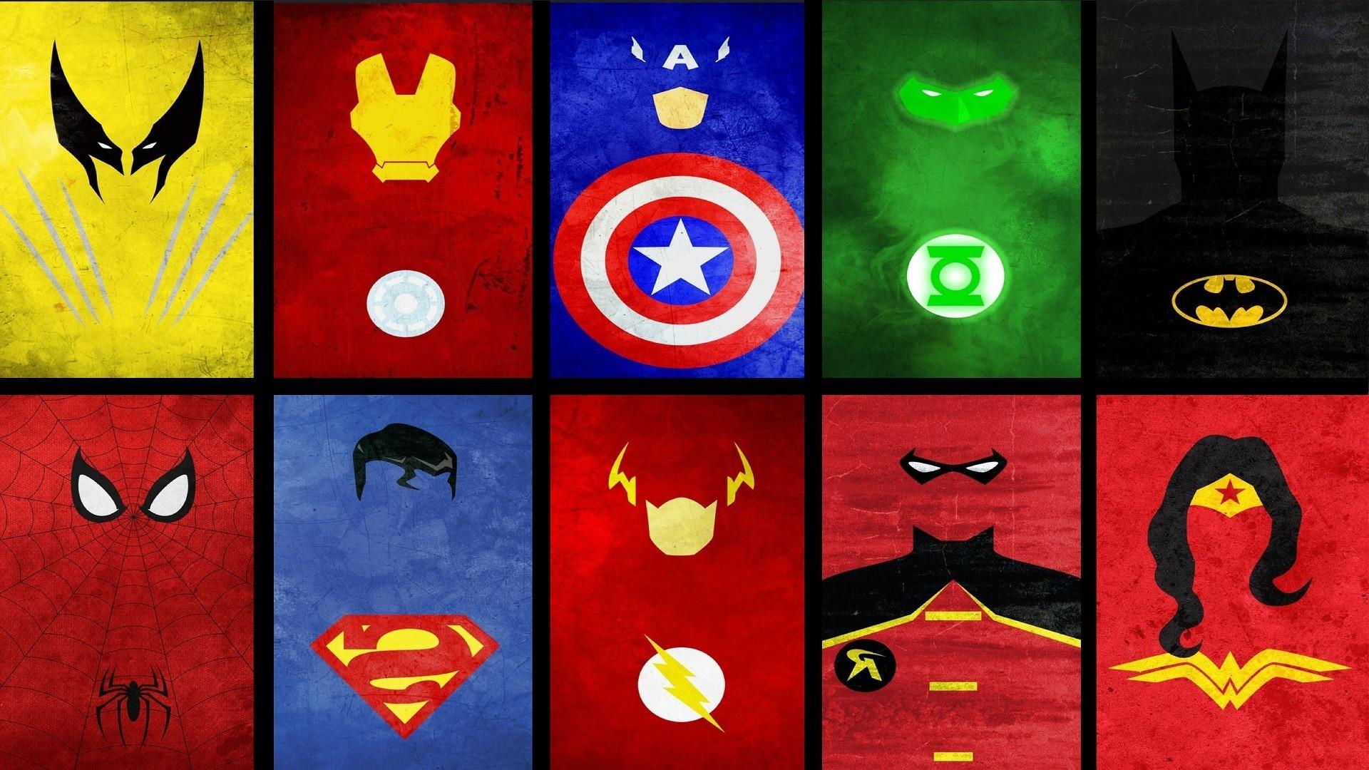 Marvel Comics, DC Comics Wallpapers HD / Desktop and Mobile Backgrounds