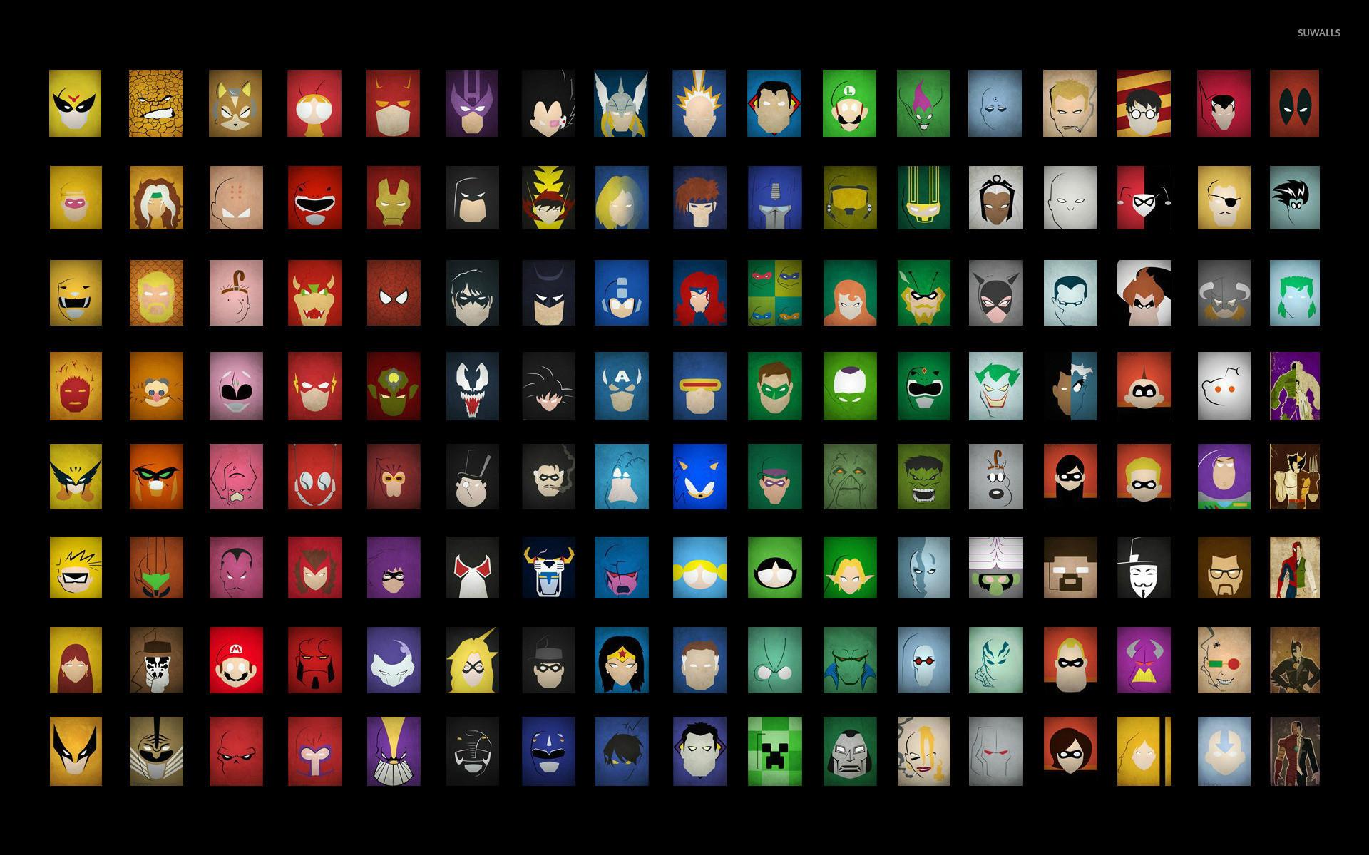 Superheroes wallpaper · Comics · Marvel · DC Comics …