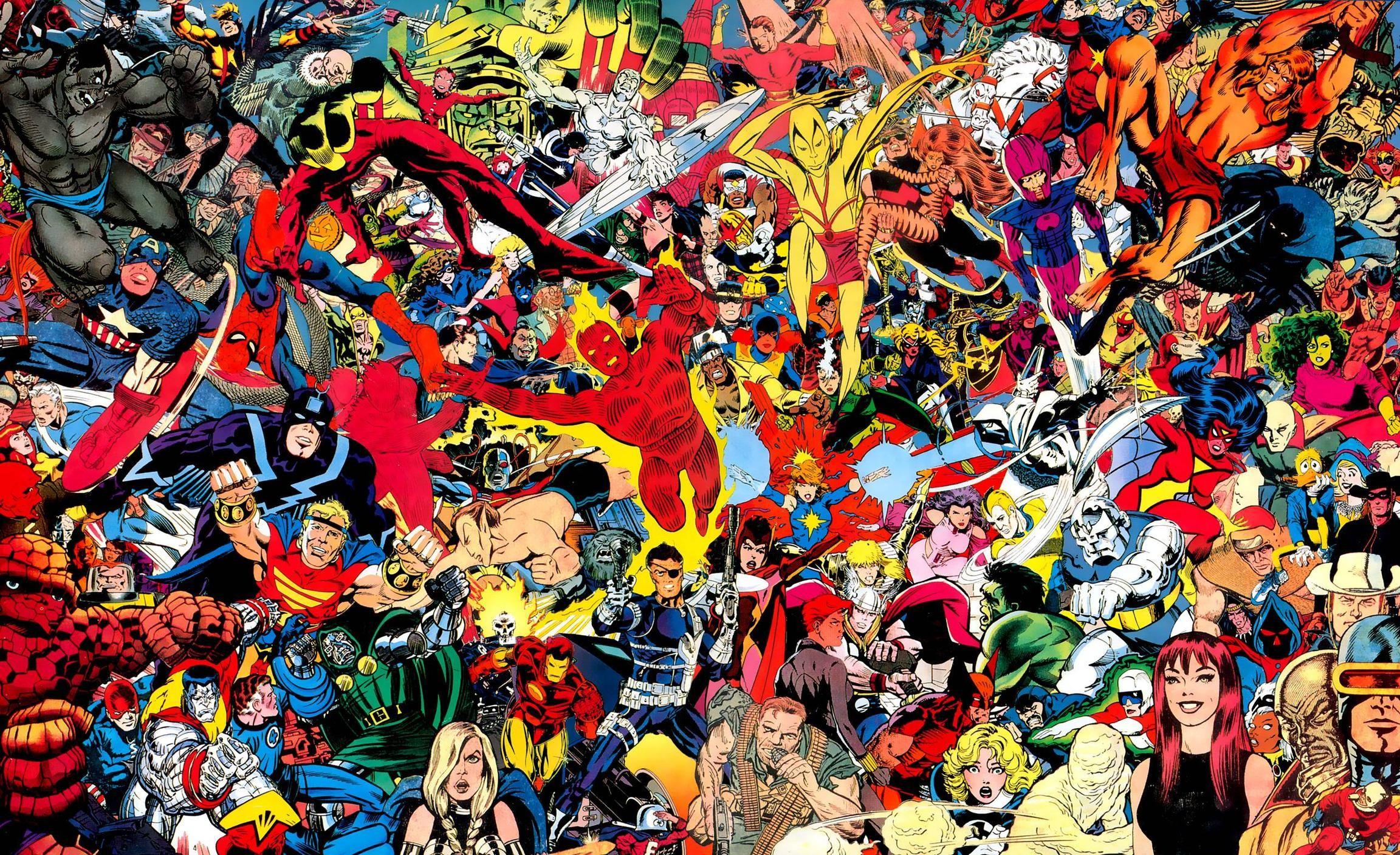 Marvel Wallpapers – Wallpaper Cave