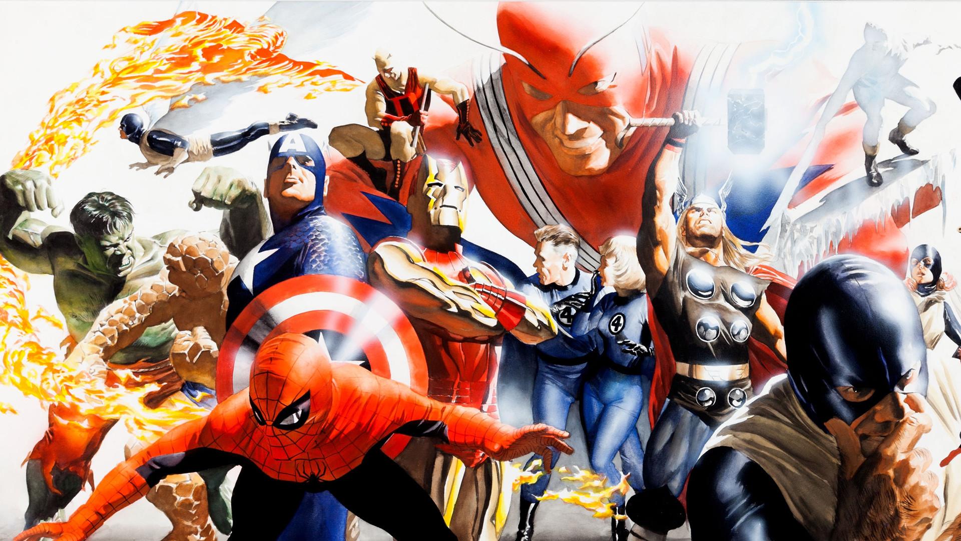 Original Marvel