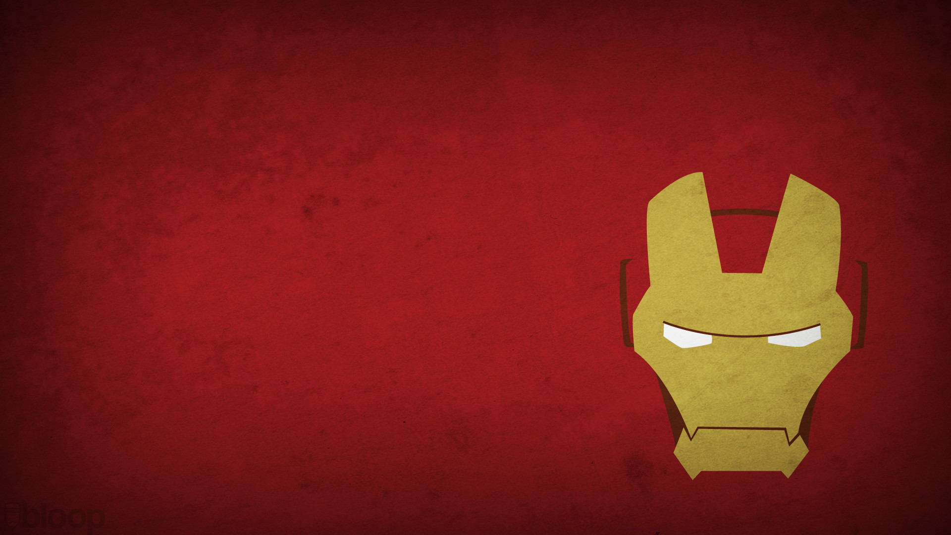 Superheroes – Minimalistic Hi-Res Wallpapers