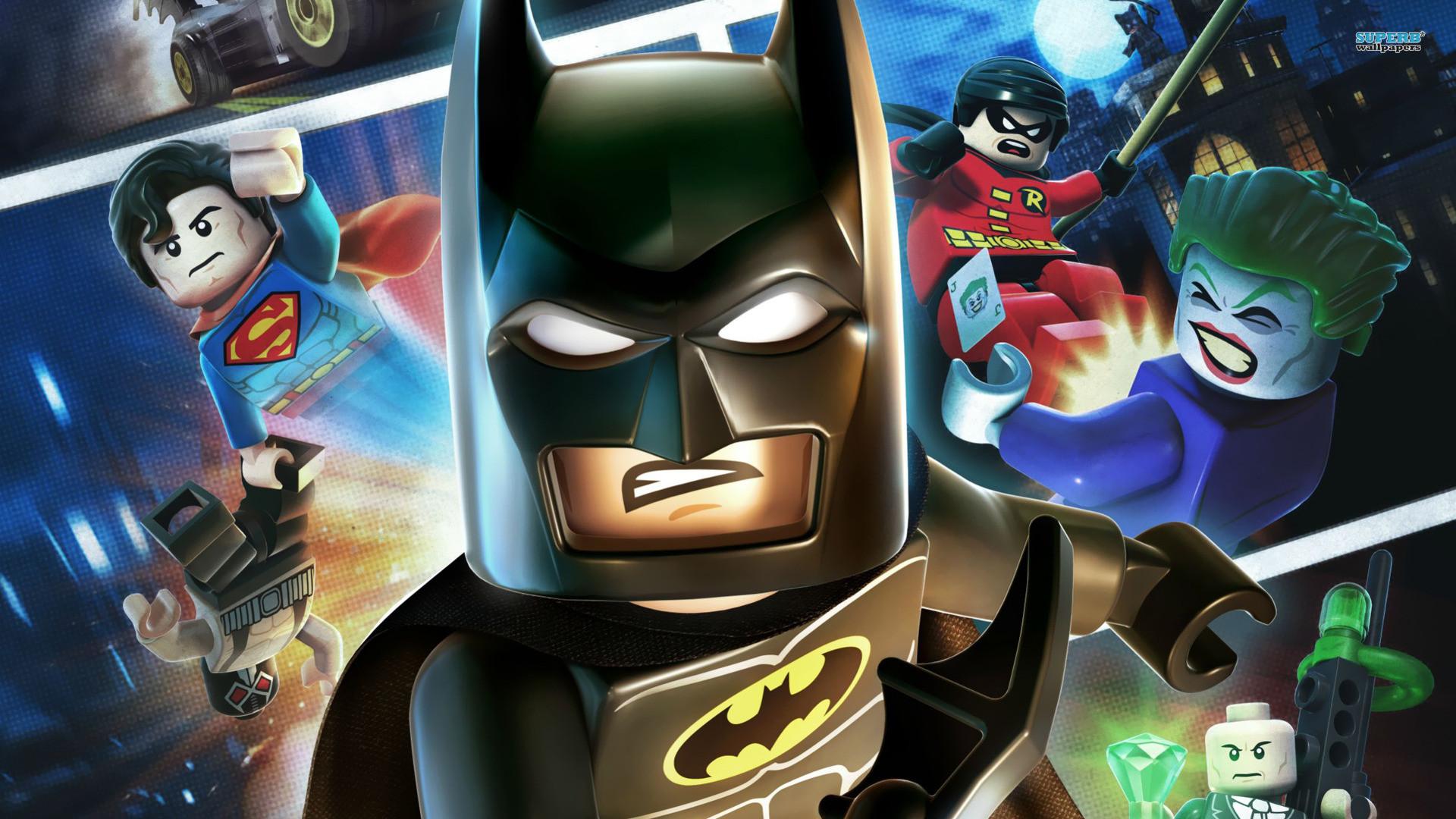 Lego Marvel Super Heroes Wallpapers