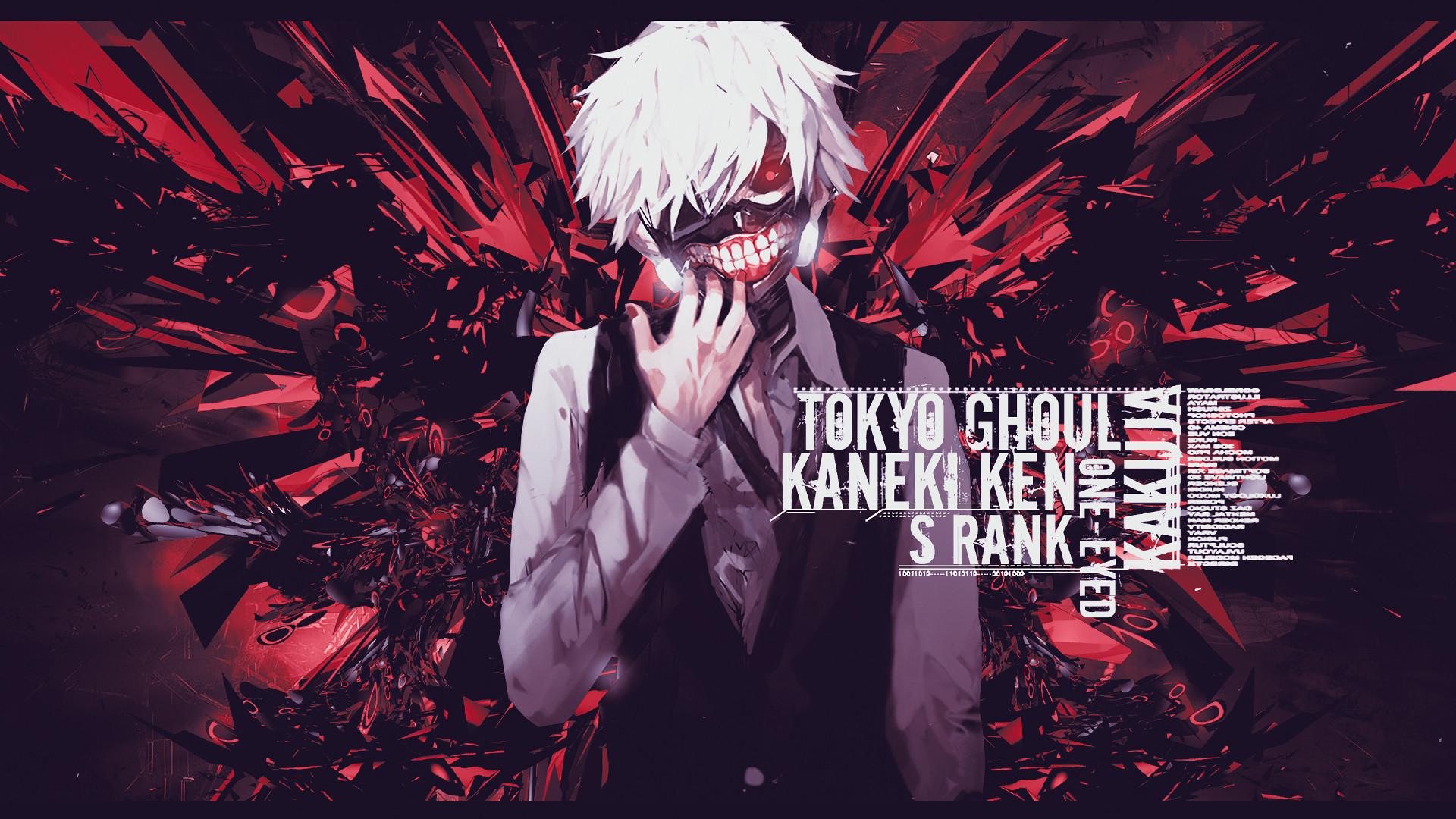 Anime – Tokyo Ghoul Wallpaper