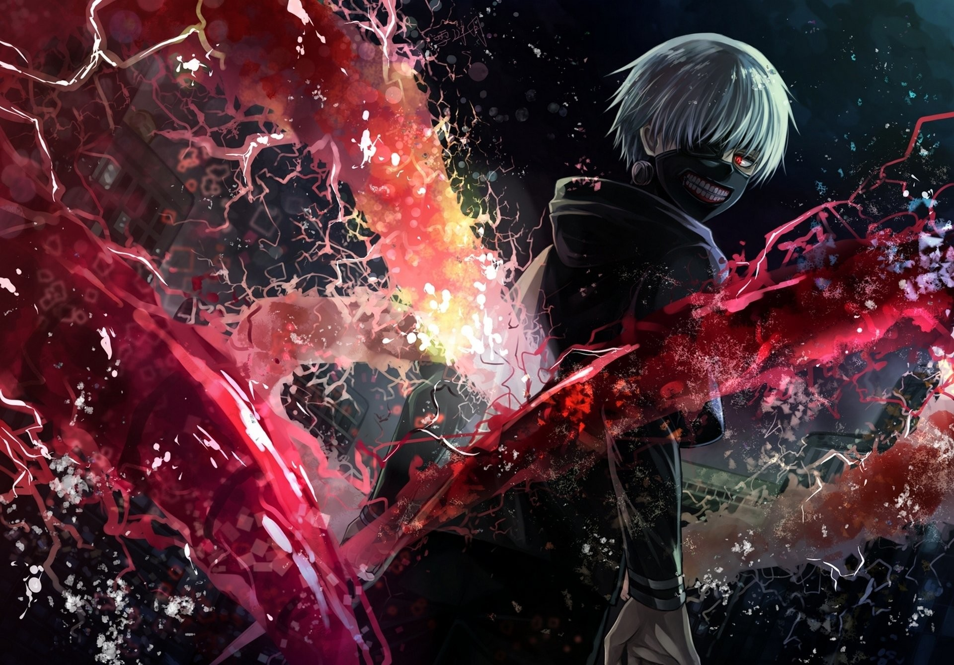 Fondo de pantalla HD | Fondo de Escritorio ID:587597. Anime Tokyo  Ghoul