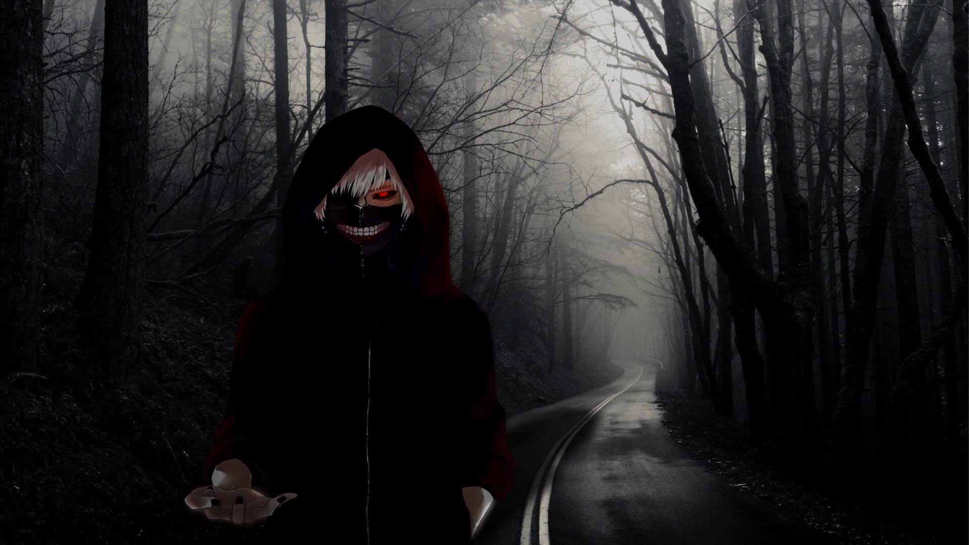 Tokyo Ghoul [Kaneki Ghoul] – Wallpaper by Exotimer on DeviantArt