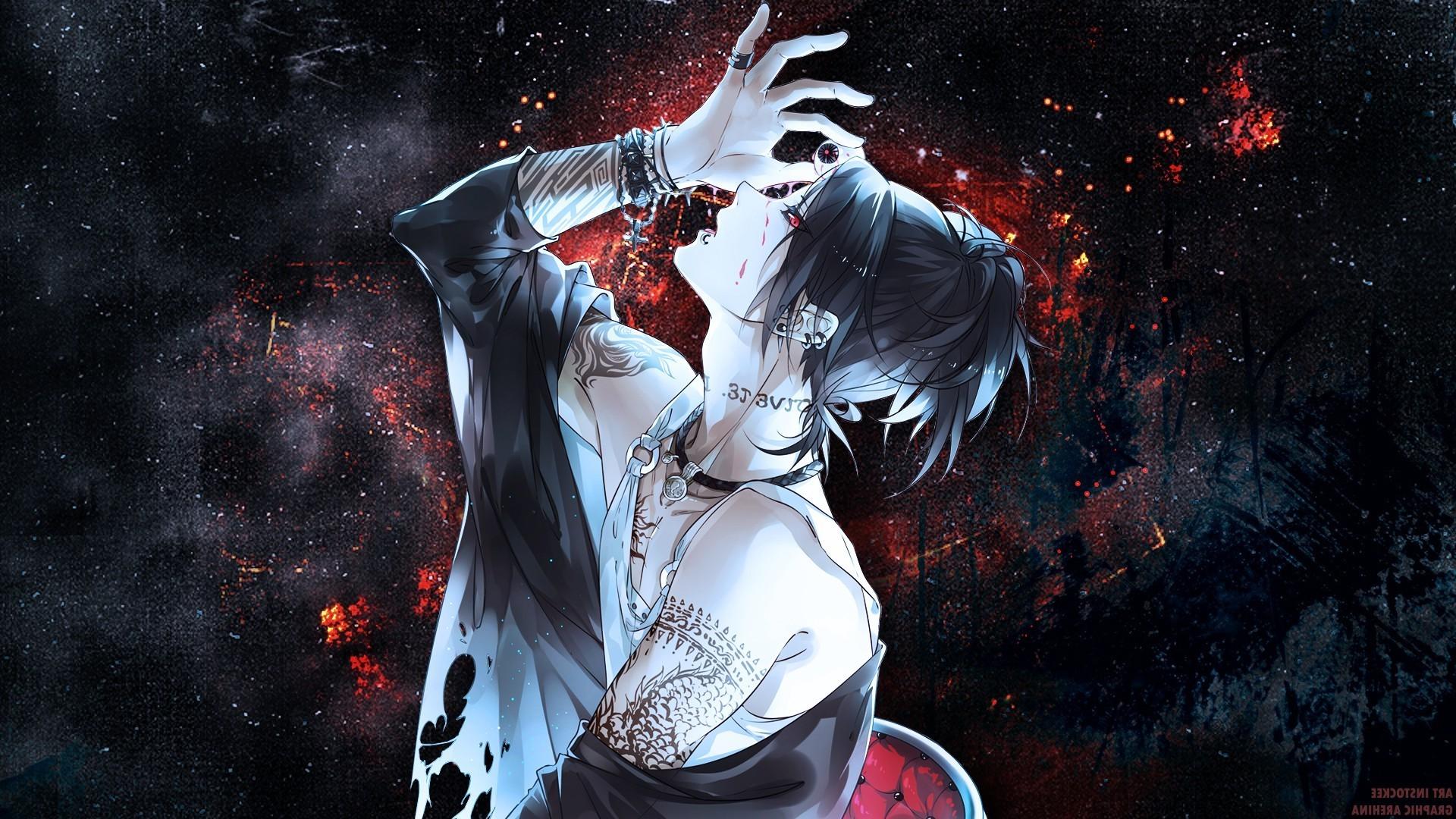 Tokyo Ghoul, Uta (Tokyo Ghoul) Wallpapers HD / Desktop and Mobile  Backgrounds