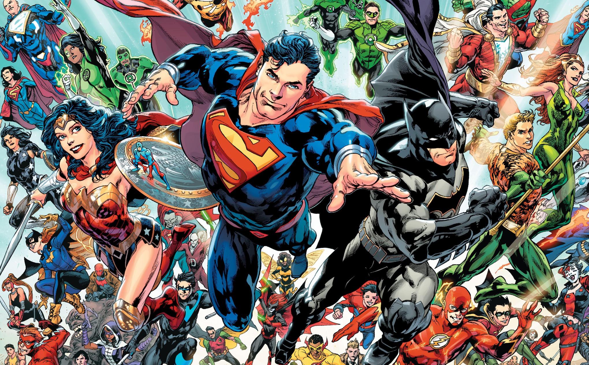 DC Heroes (50 Wallpapers)