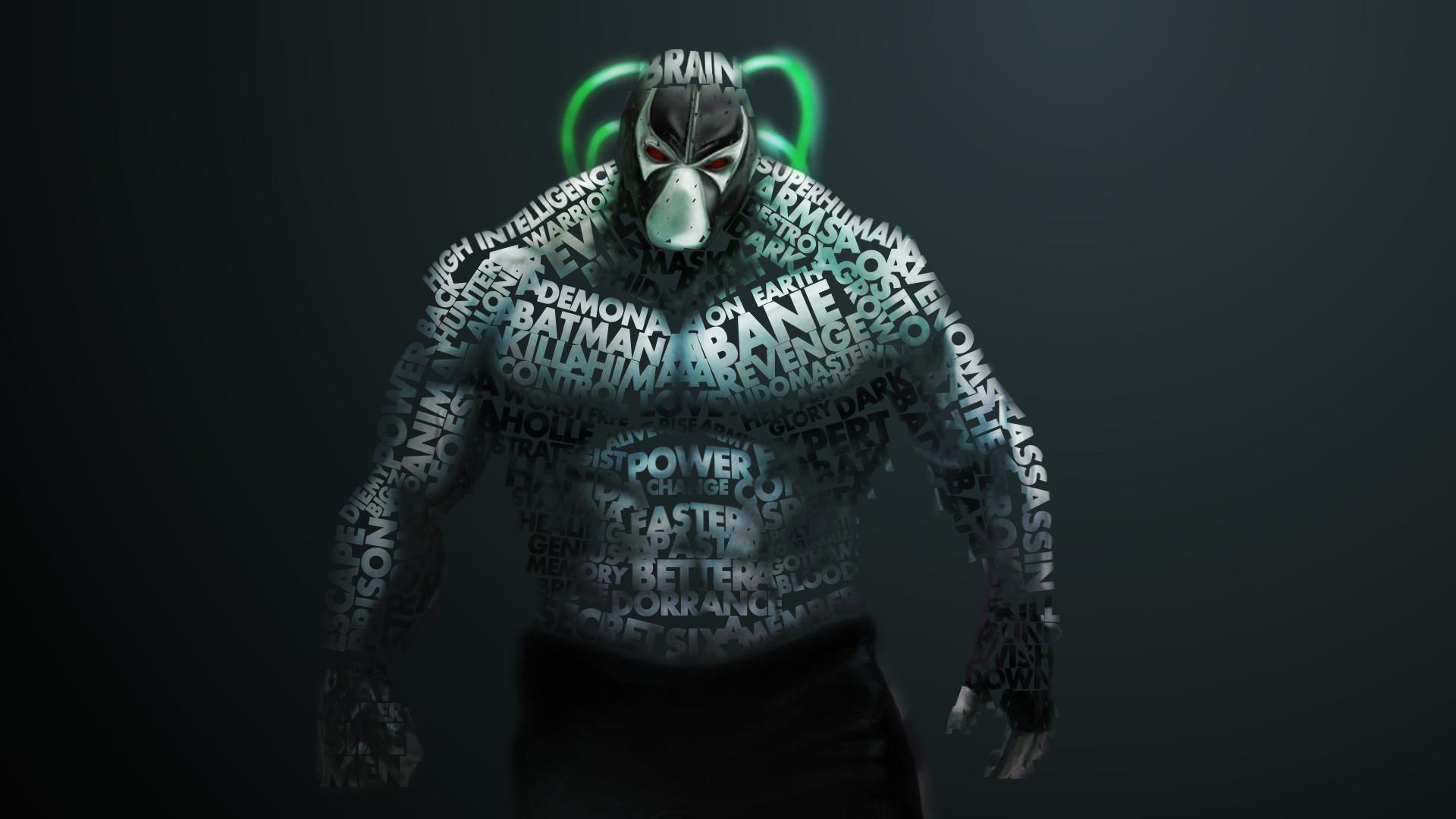 Superheroes and villains Digital Art HD wallpaper