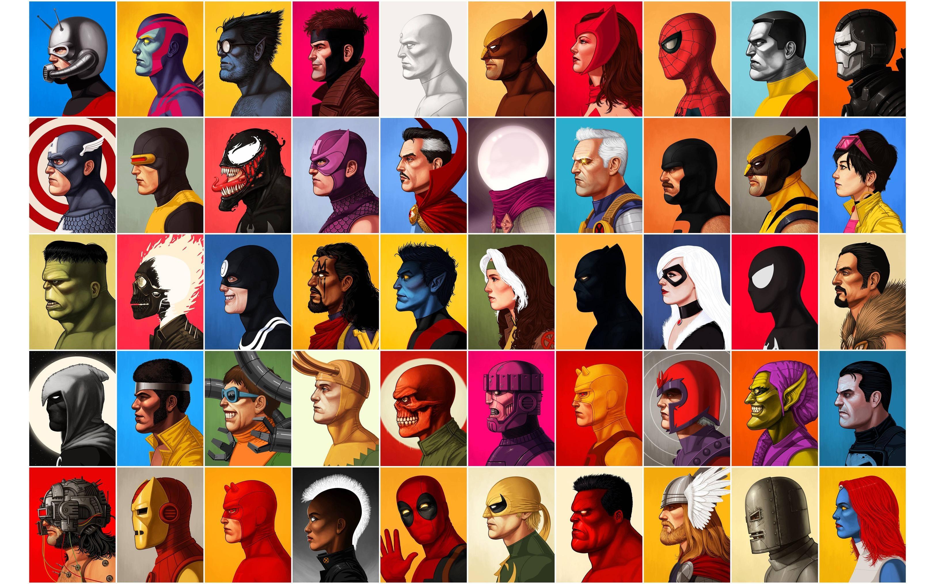 Marvel Villains Wallpapers – Wallpaper Cave
