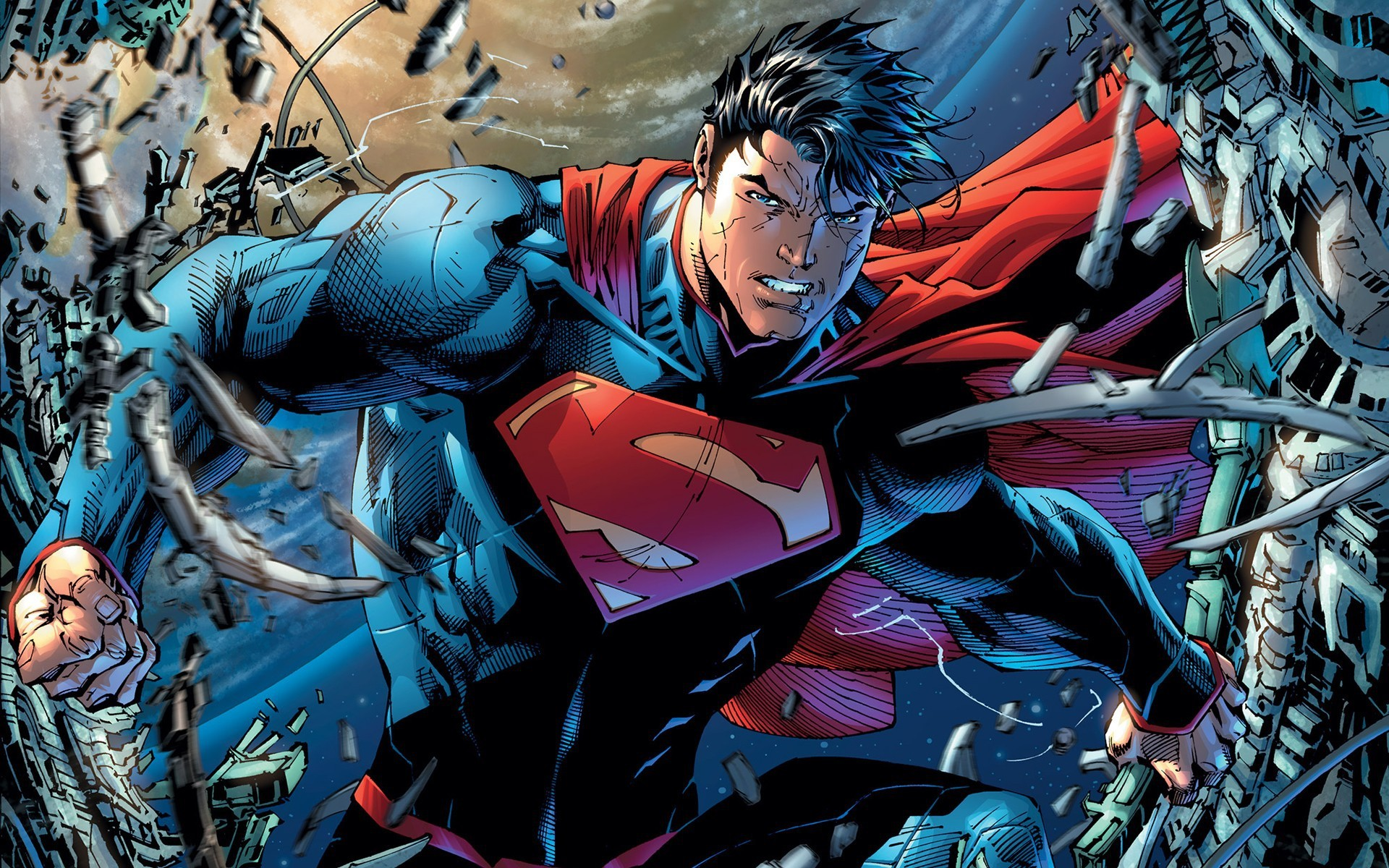 Superman, DC Comics, Man of Steel wallpapers and images – wallpapers .