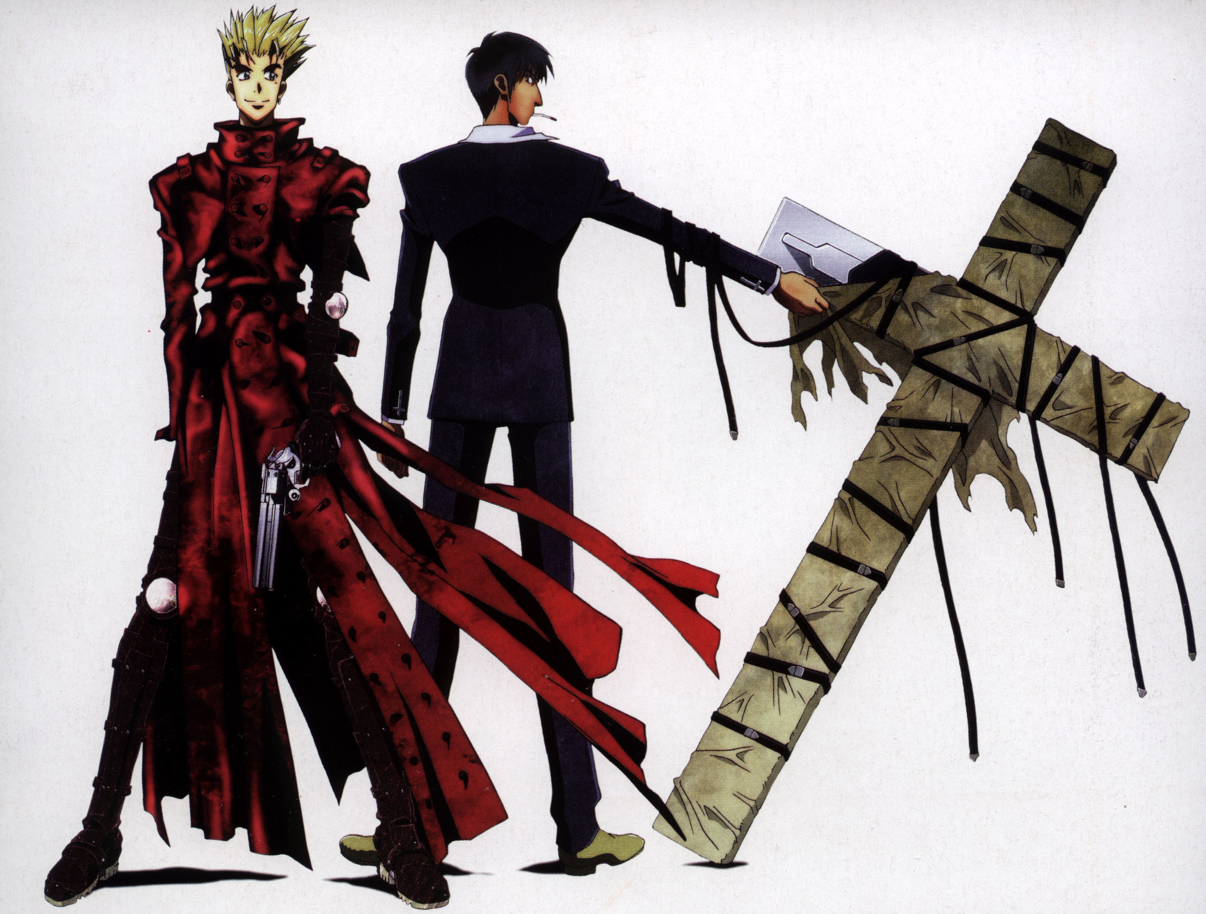 Anime Trigun Wallpaper