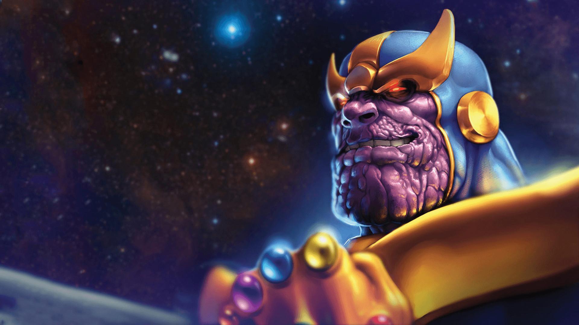 Thanos Wallpaper HD – WallpaperSafari