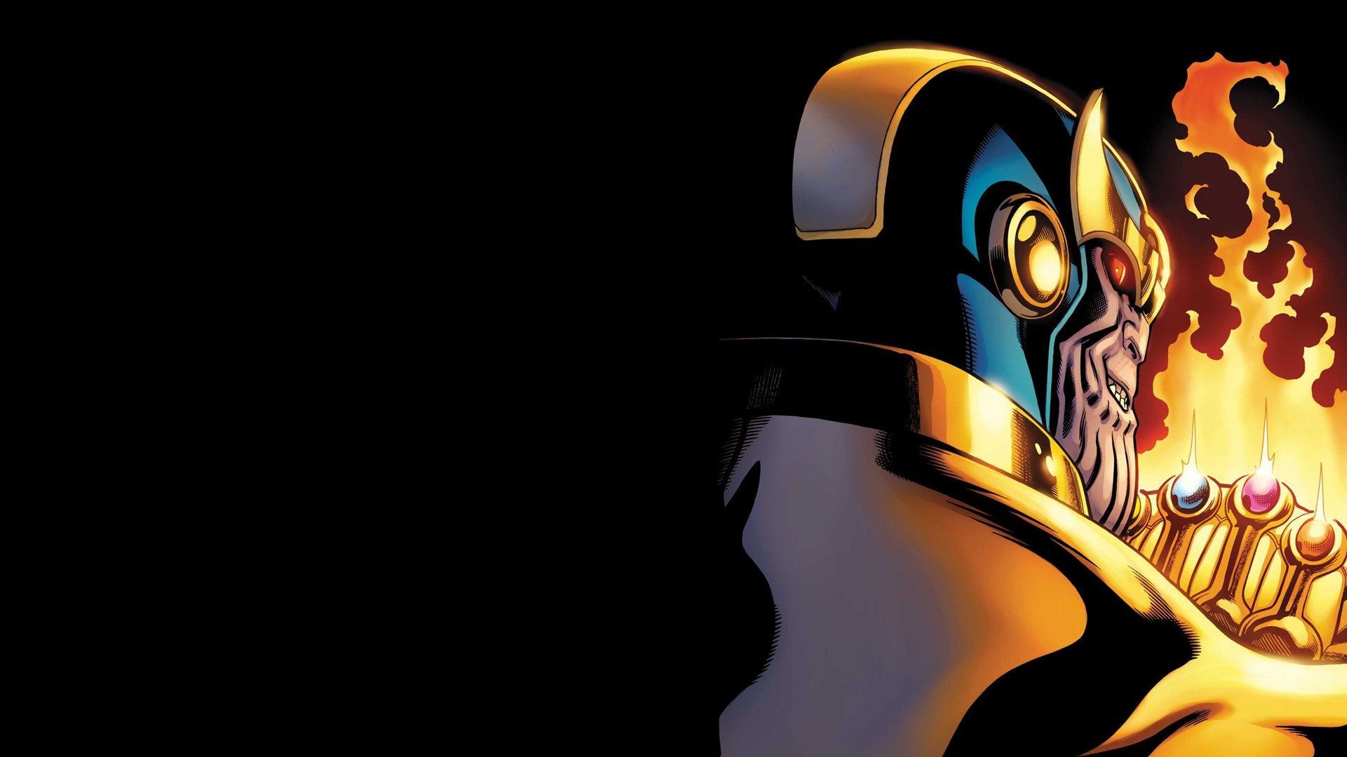 HD Wallpaper | Background ID:540350. Comics Thanos