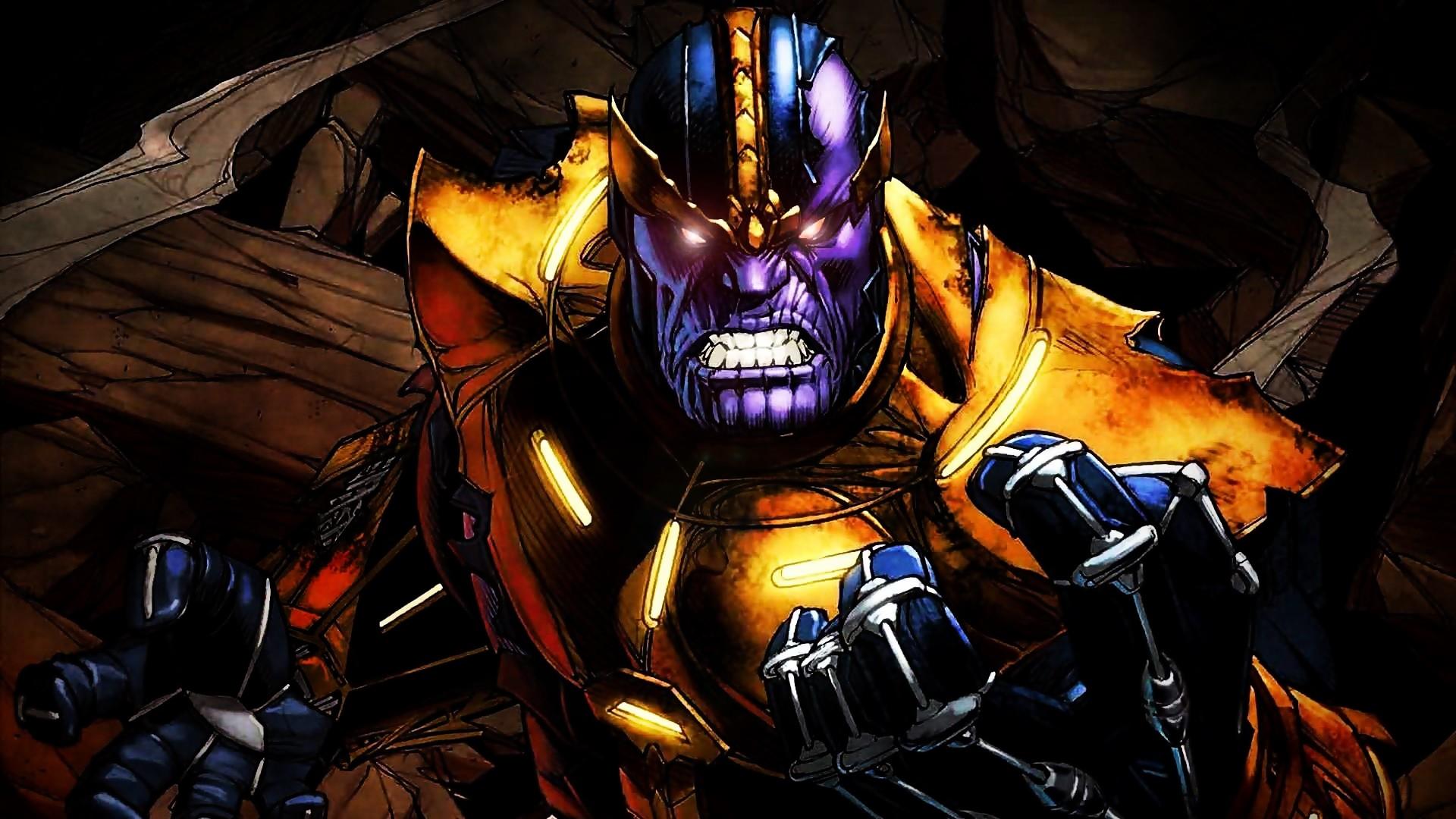 Thanos pics
