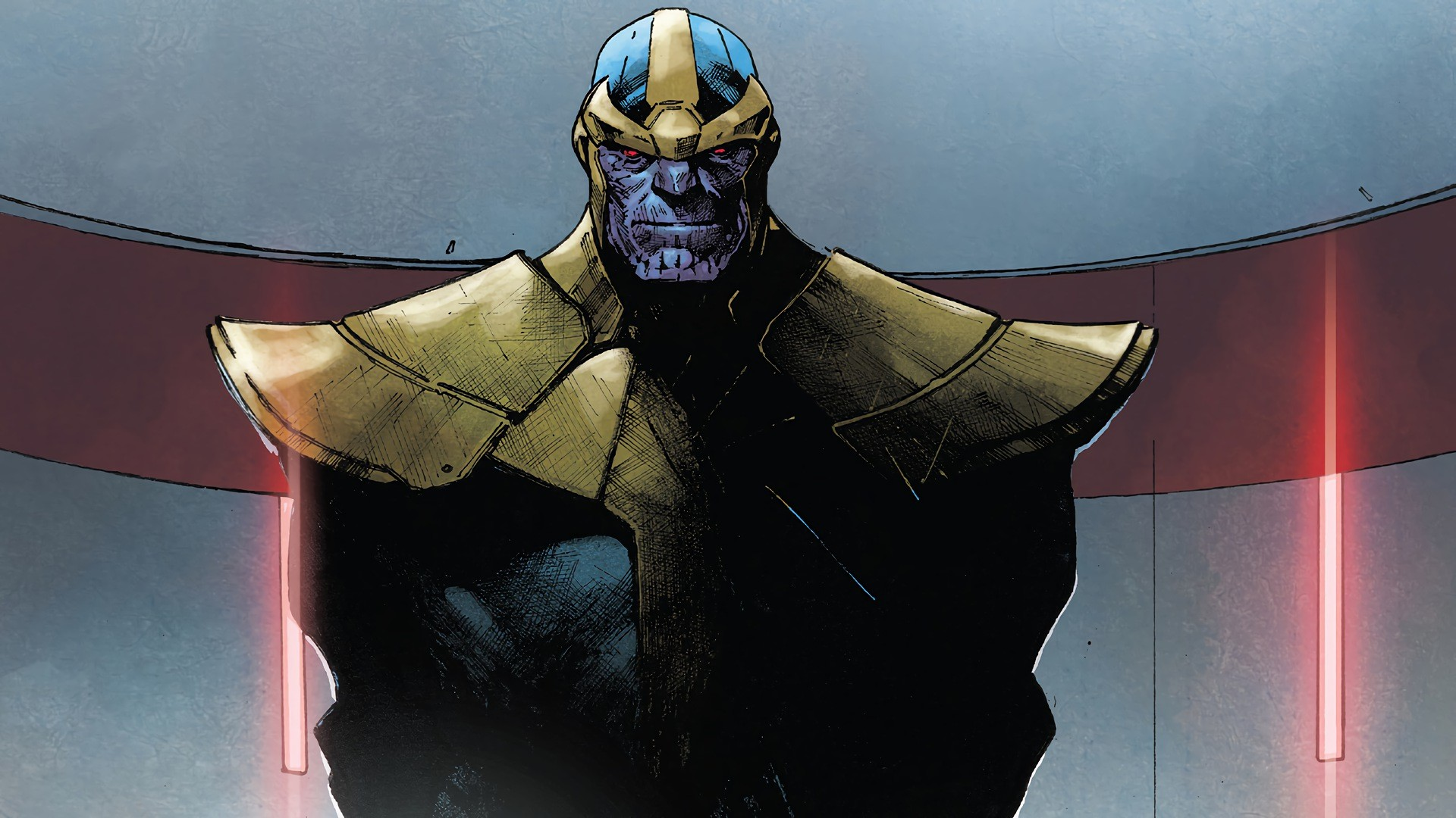 Comics – Thanos Wallpaper