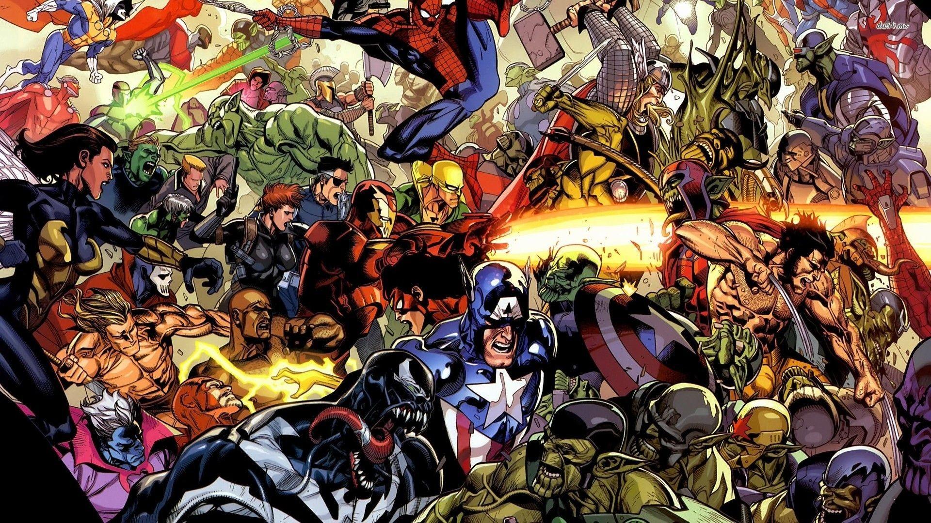 Fonds d?cran Marvel Comics : tous les wallpapers Marvel Comics