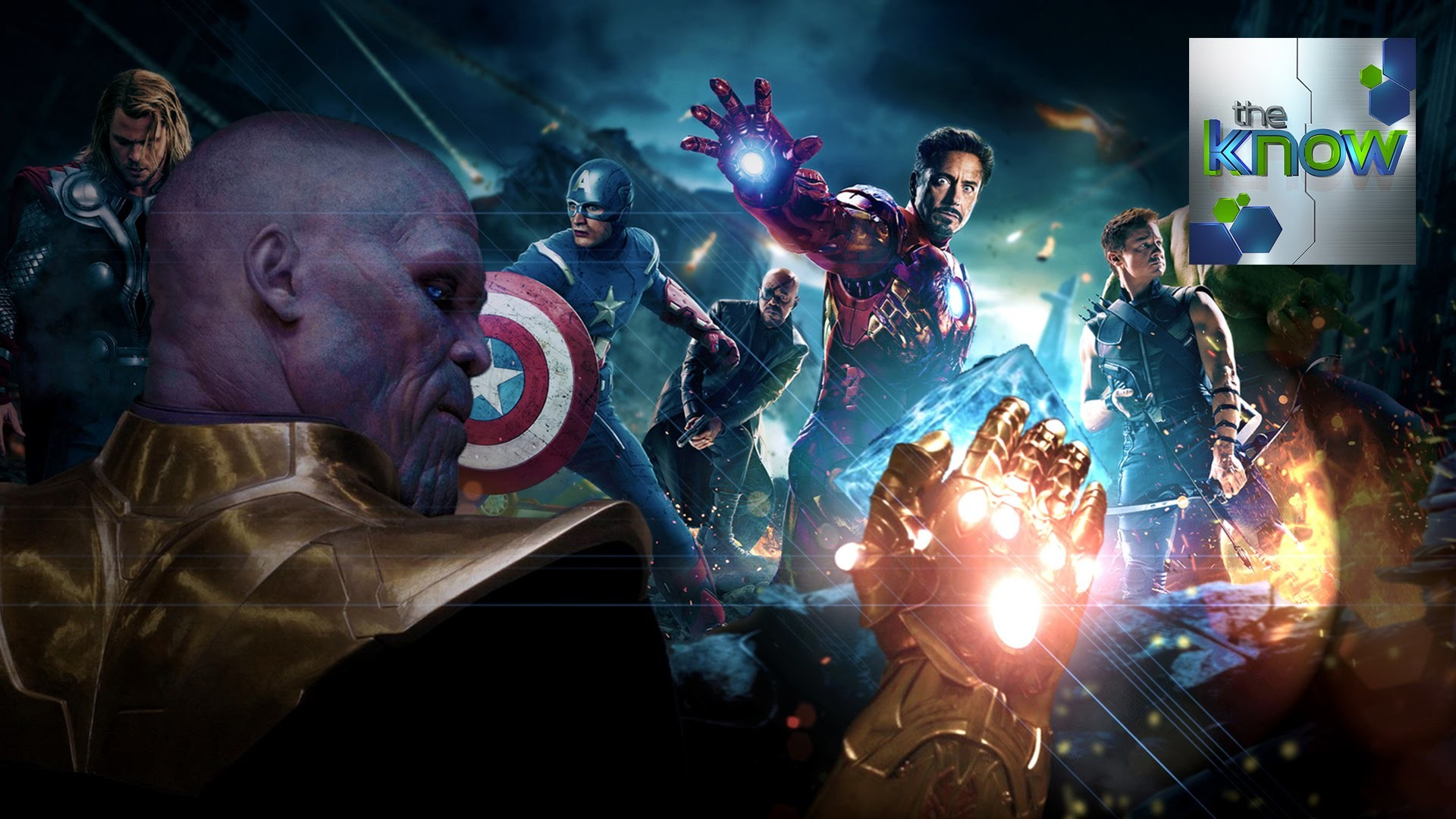 Marvel Studios President Talks About Thanos + Avengers 3 Release Date – The  Know – YouTube
