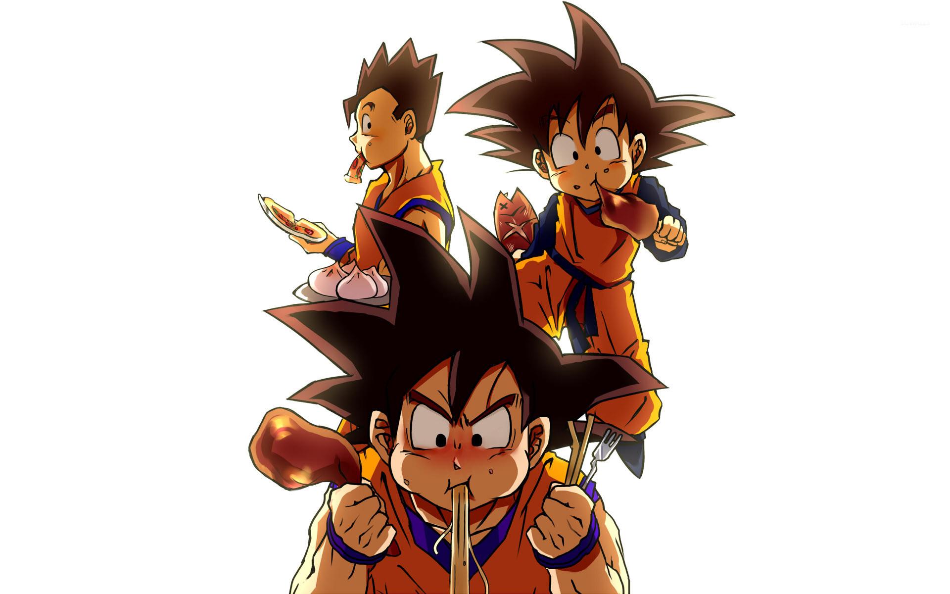 Goku wallpaper jpg