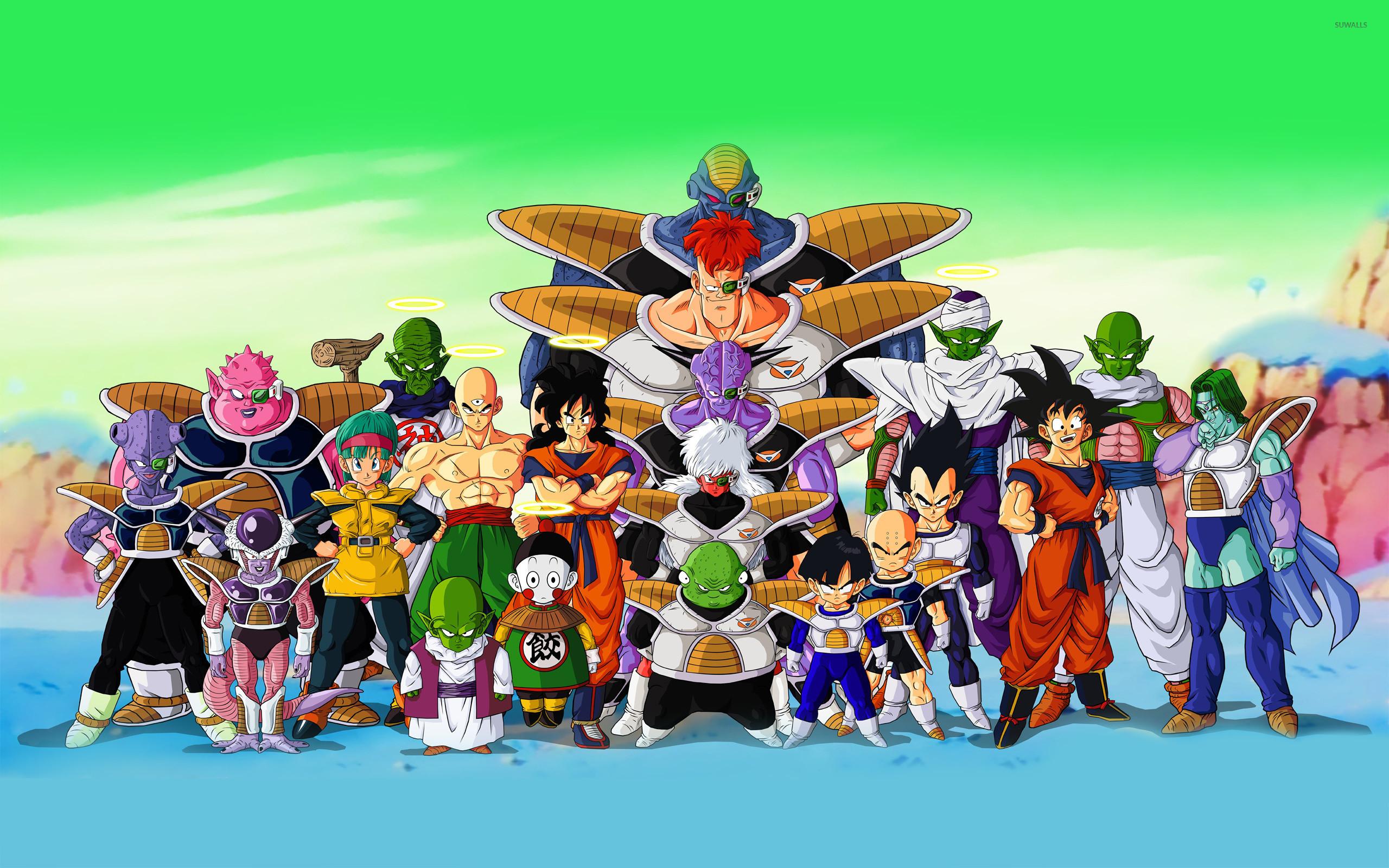 Dragon Ball Z [3] wallpaper jpg