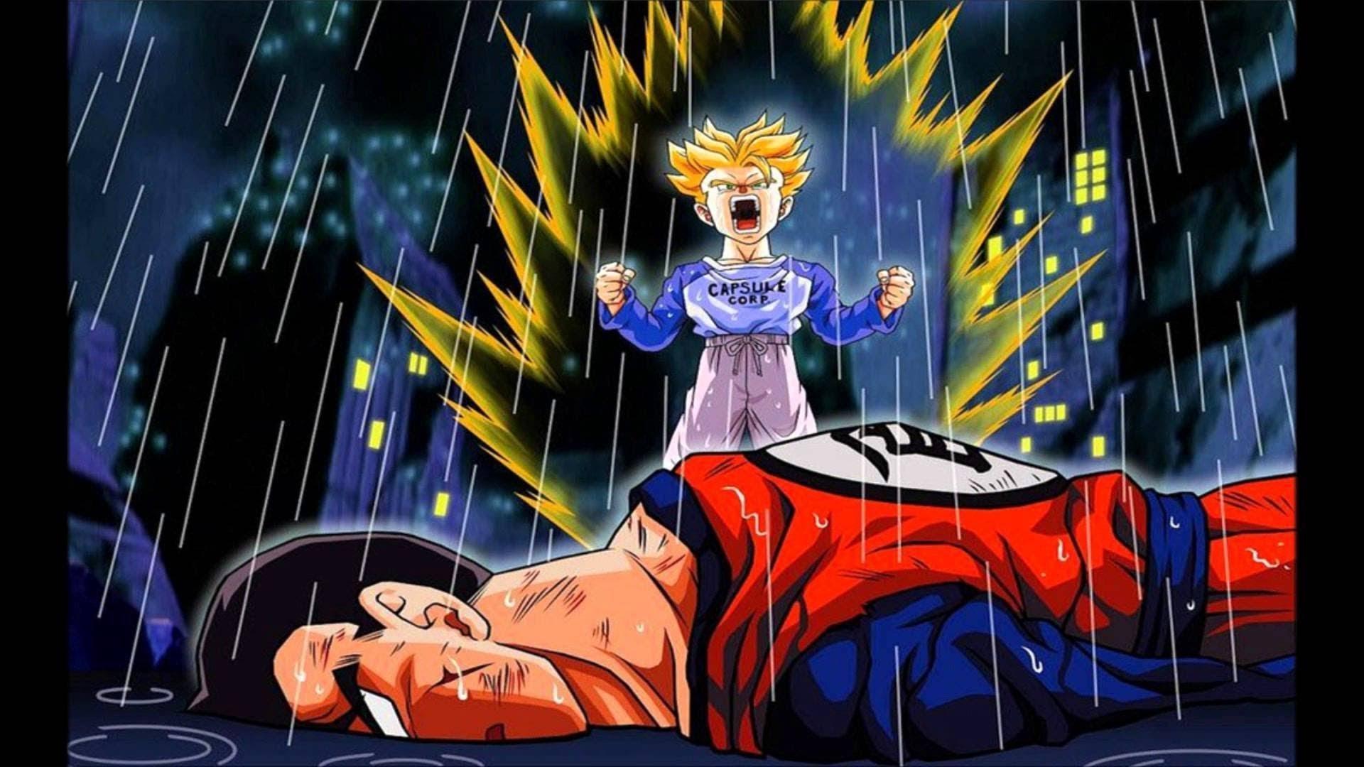 Future Trunks meets Gohan – Reunion + Future gohan death Dragon ball Super  52 discussion