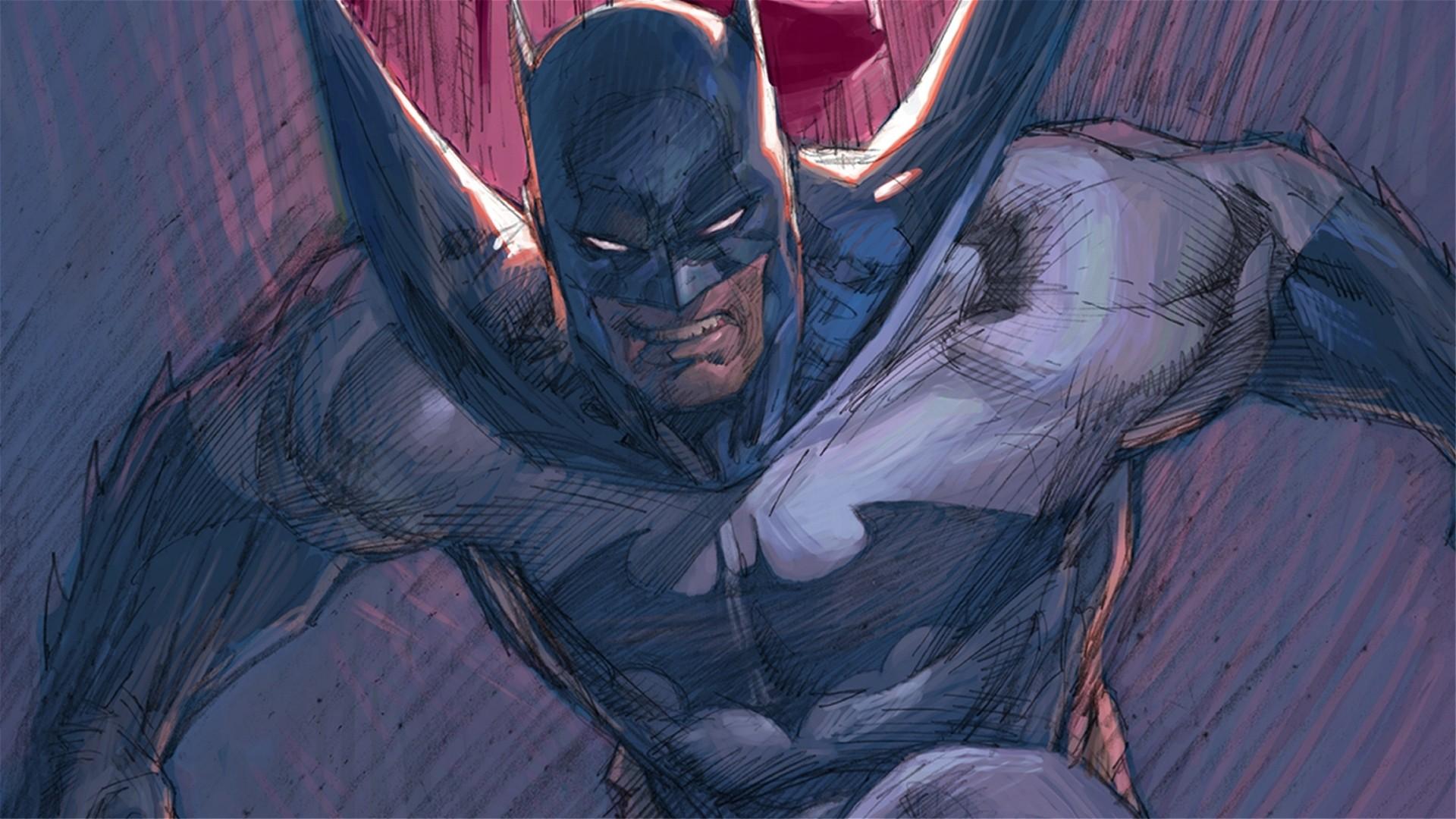 Hd Wallpapers Batman Jim Lee Superman 1024 X 819 120 Kb Jpeg   HD .