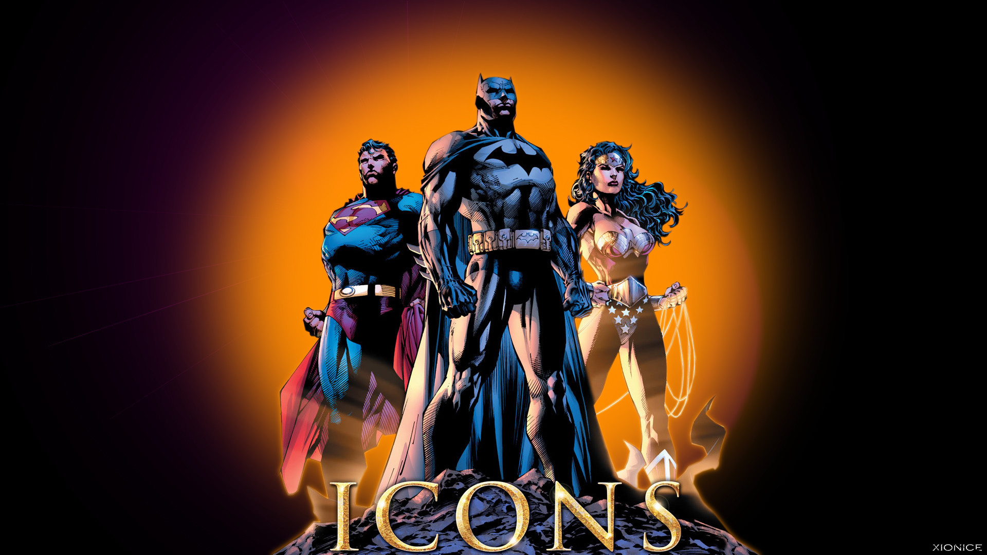 Jim Lee's Icons by Xionice on DeviantArt