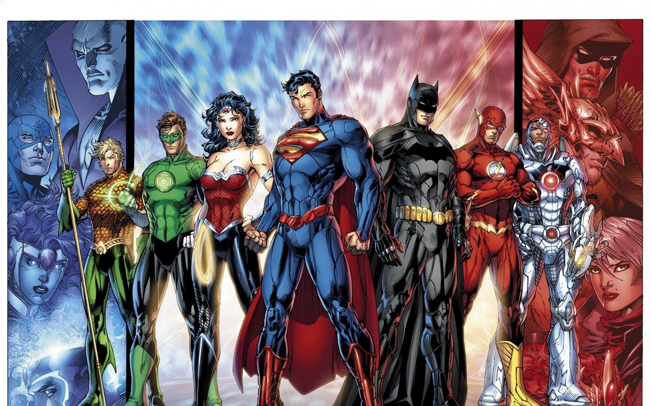 green lantern batman dc comics superman superheroes justice league aquaman jim  lee flash comic hero Art