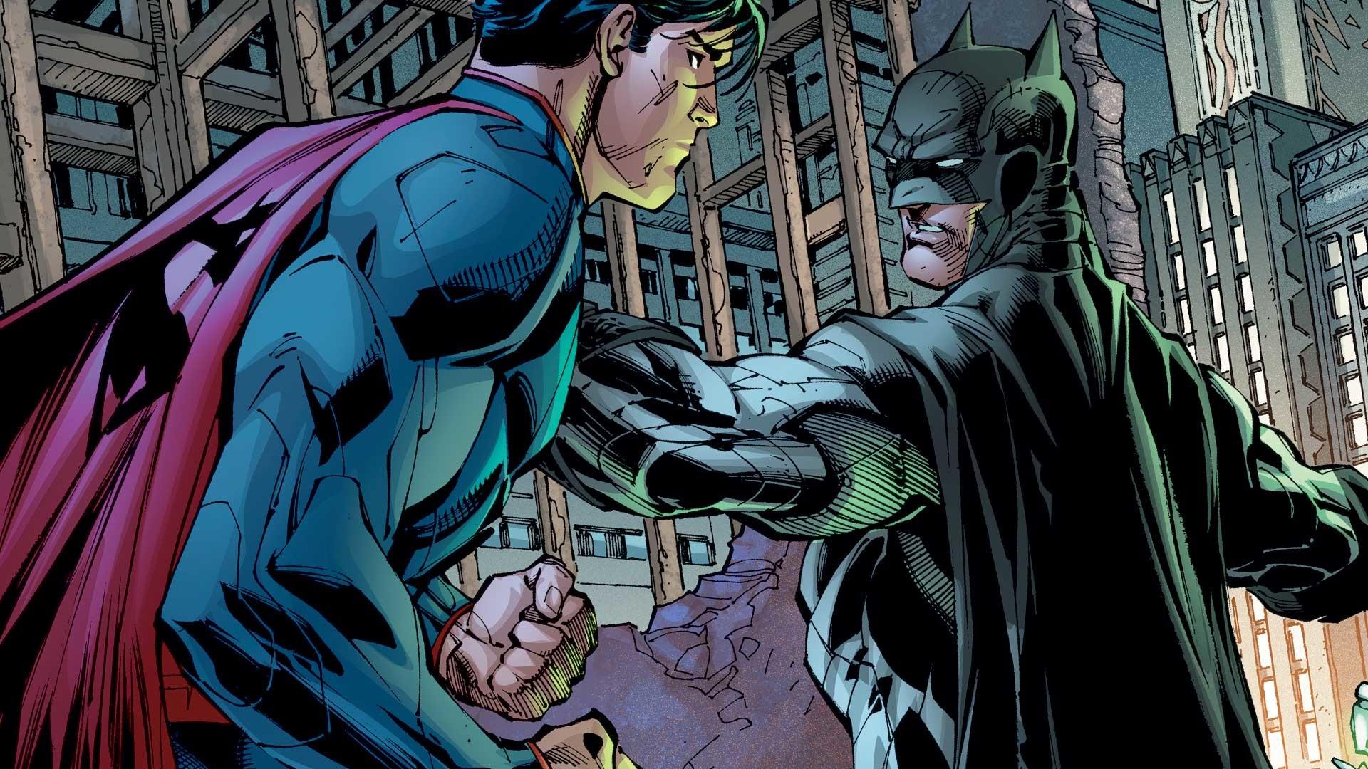 Batman v Superman: Five Breathtaking Comic Book Battles