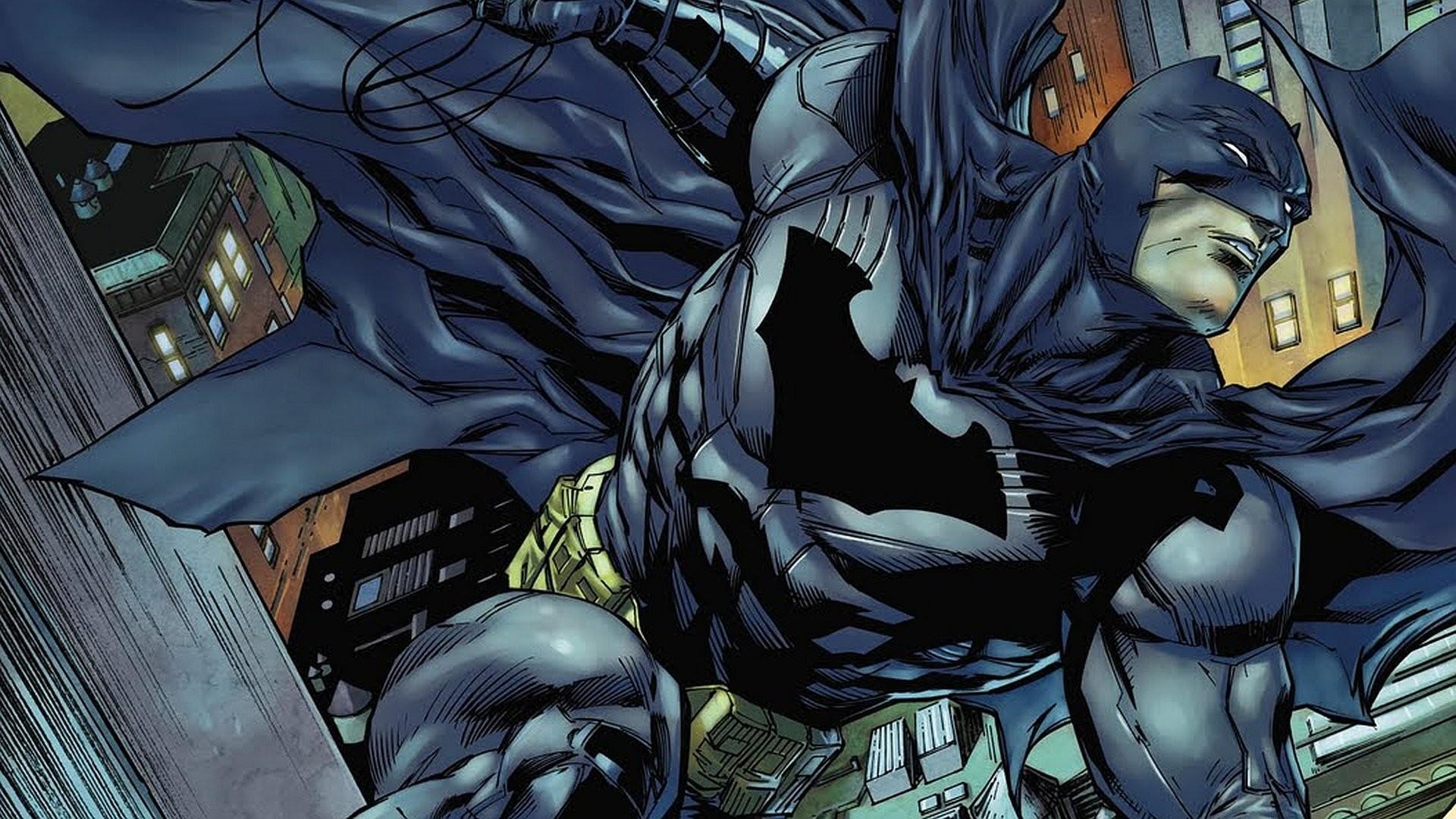 Batman New 52 …