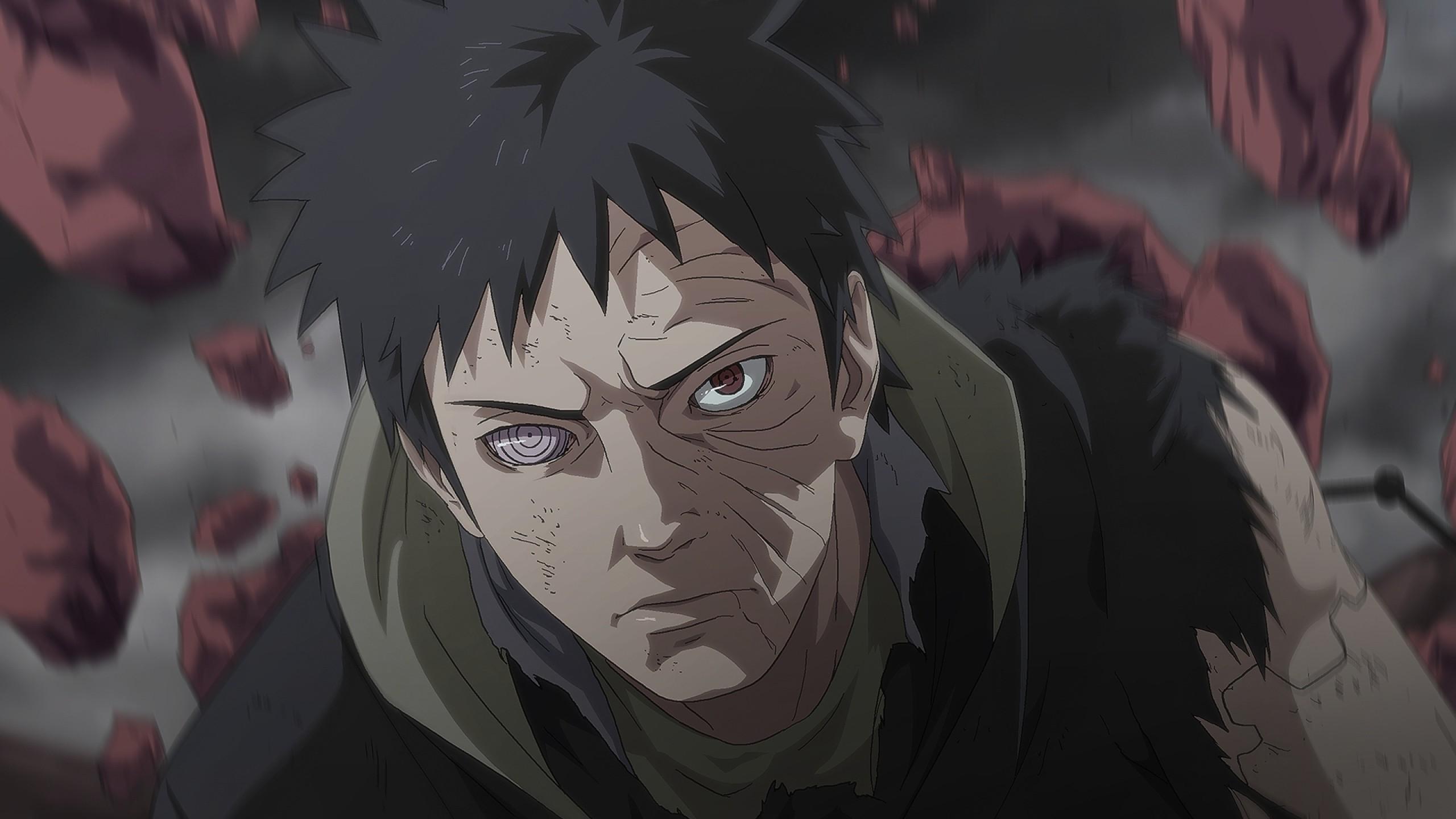 … Obito Uchiha – Naruto HD Wallpaper 2560×1440