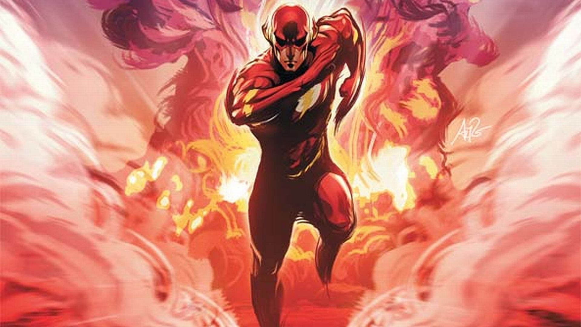 300 Flash HD Wallpapers
