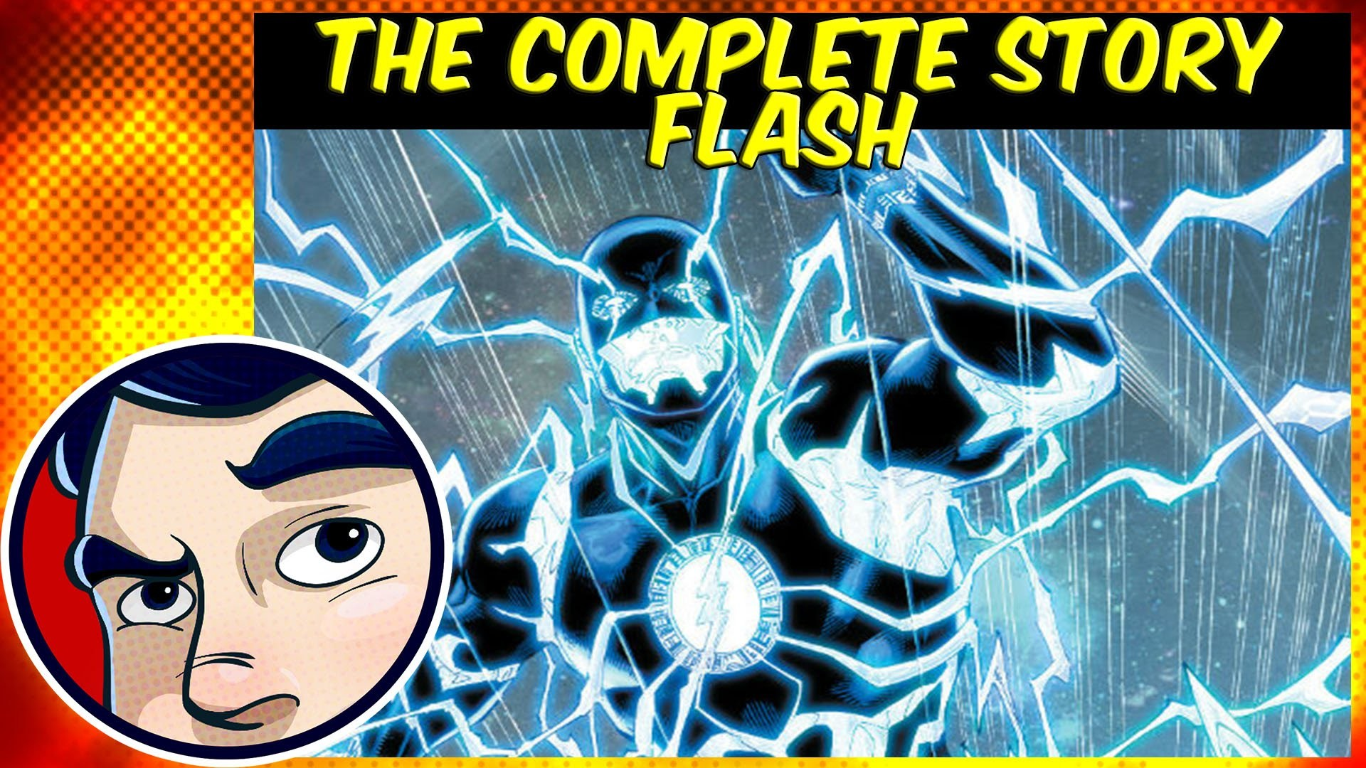 """The Flash """"Out of Time"""" (Savitar True Identity!) – Complete Story – YouTube"""