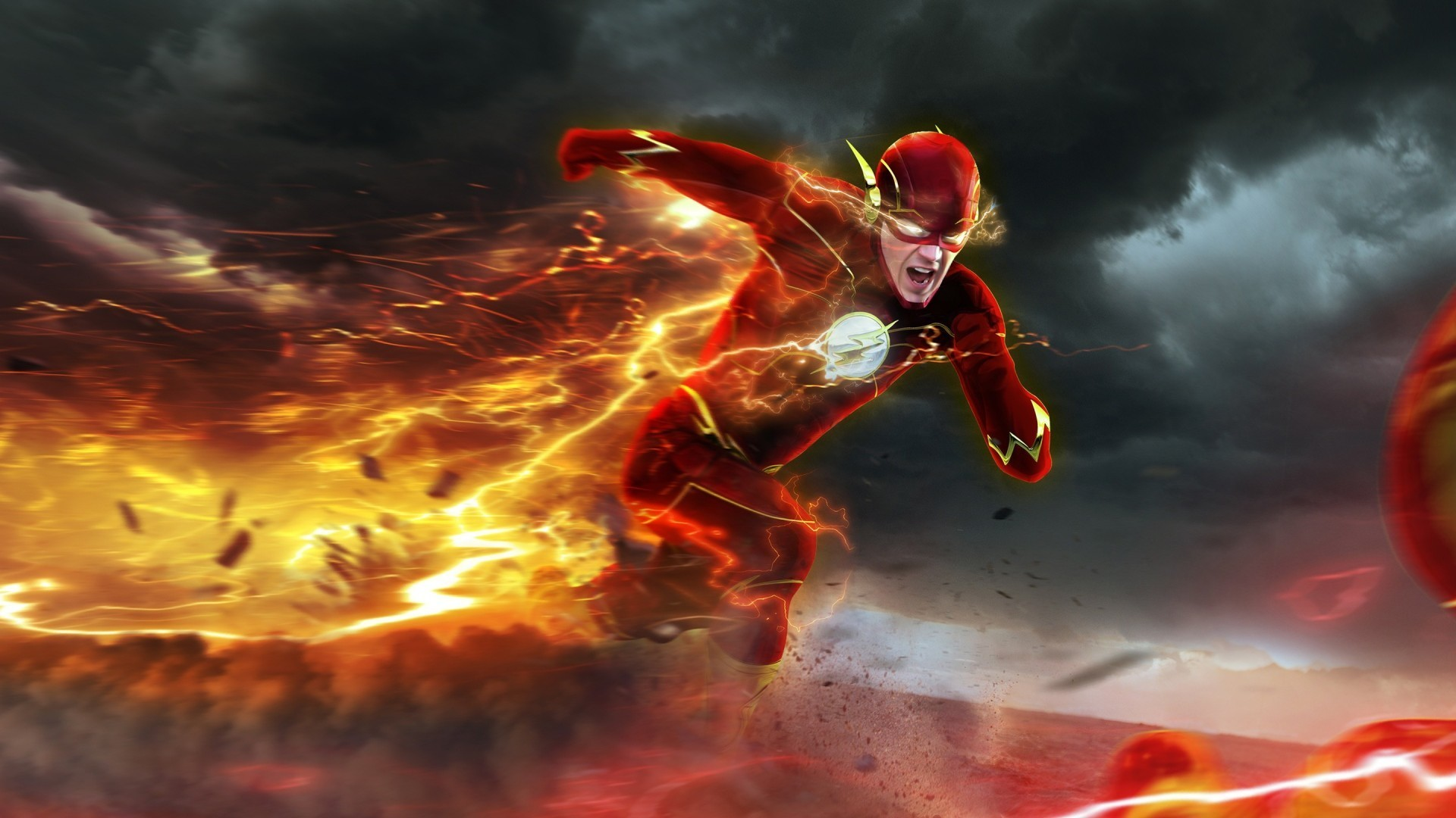 Flash Barry Allen HD Wallpaper Wide – New HD Wallpapers