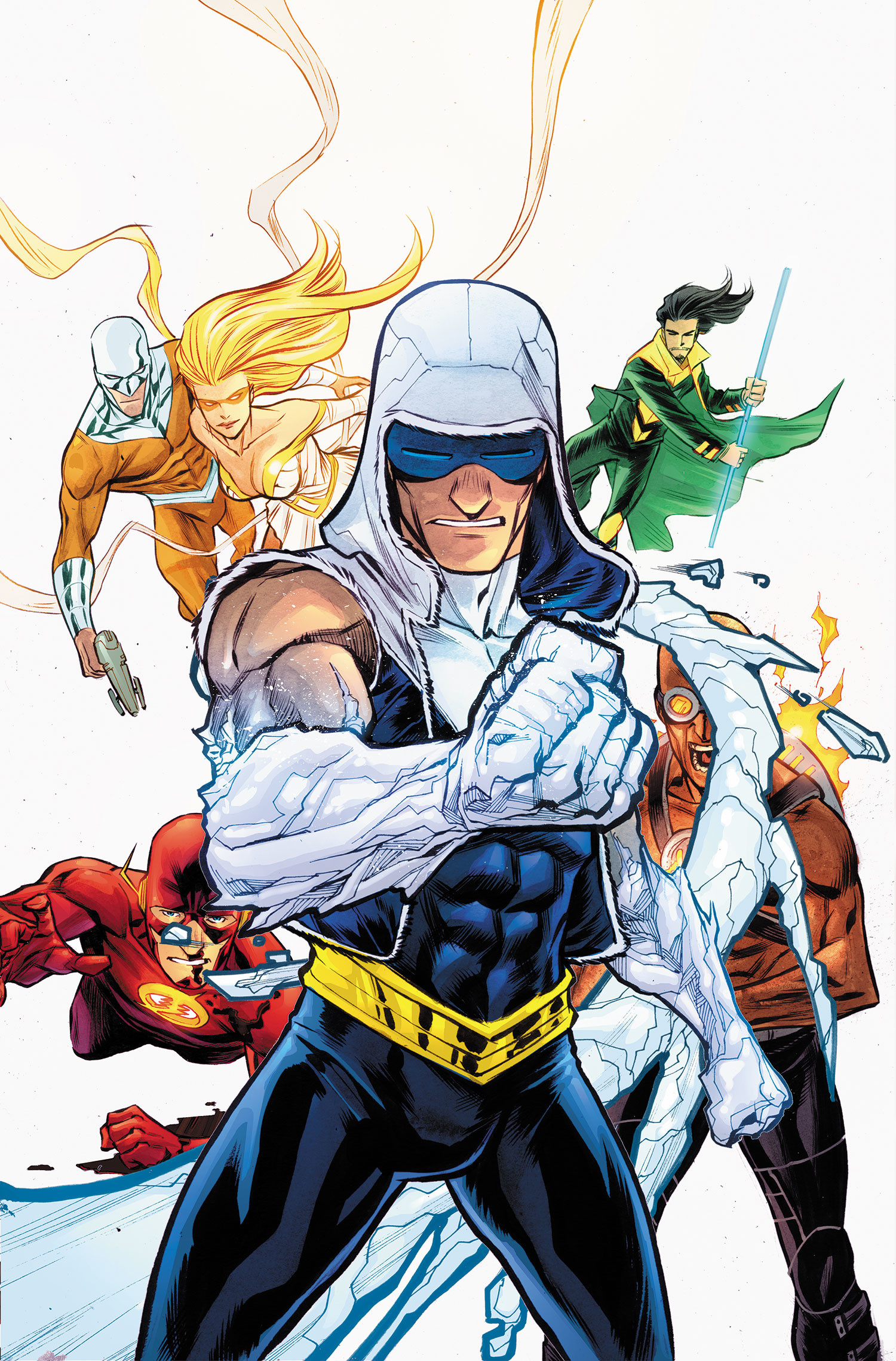 Flash Vol 4 23.3: The Rogues