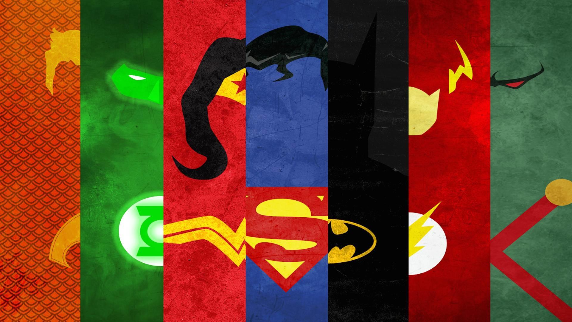 Justice League Of America Computer Wallpapers, Desktop Backgrounds .