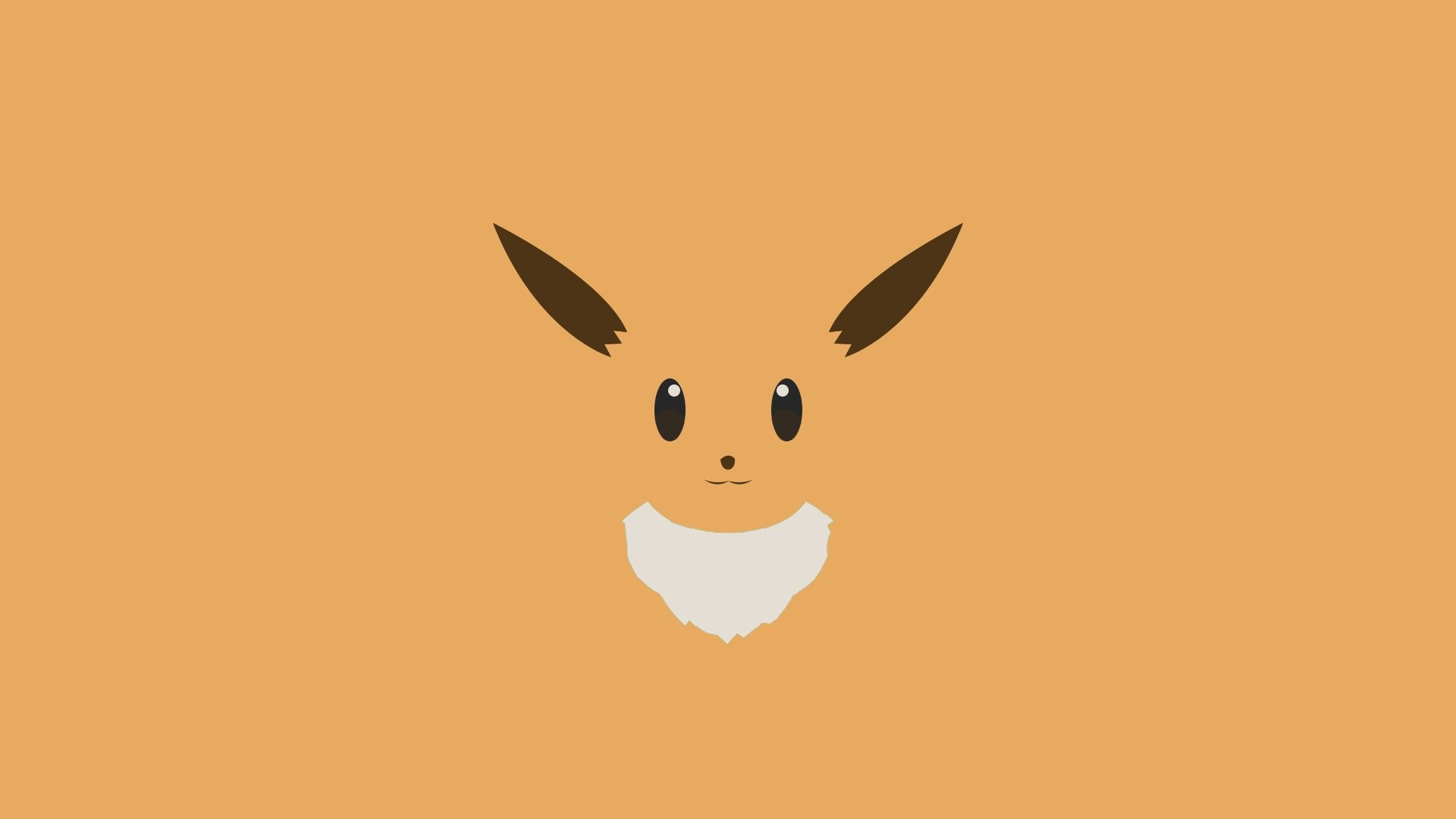 Pokemon/ Pokemon GO Design | Eevee Wallpaper