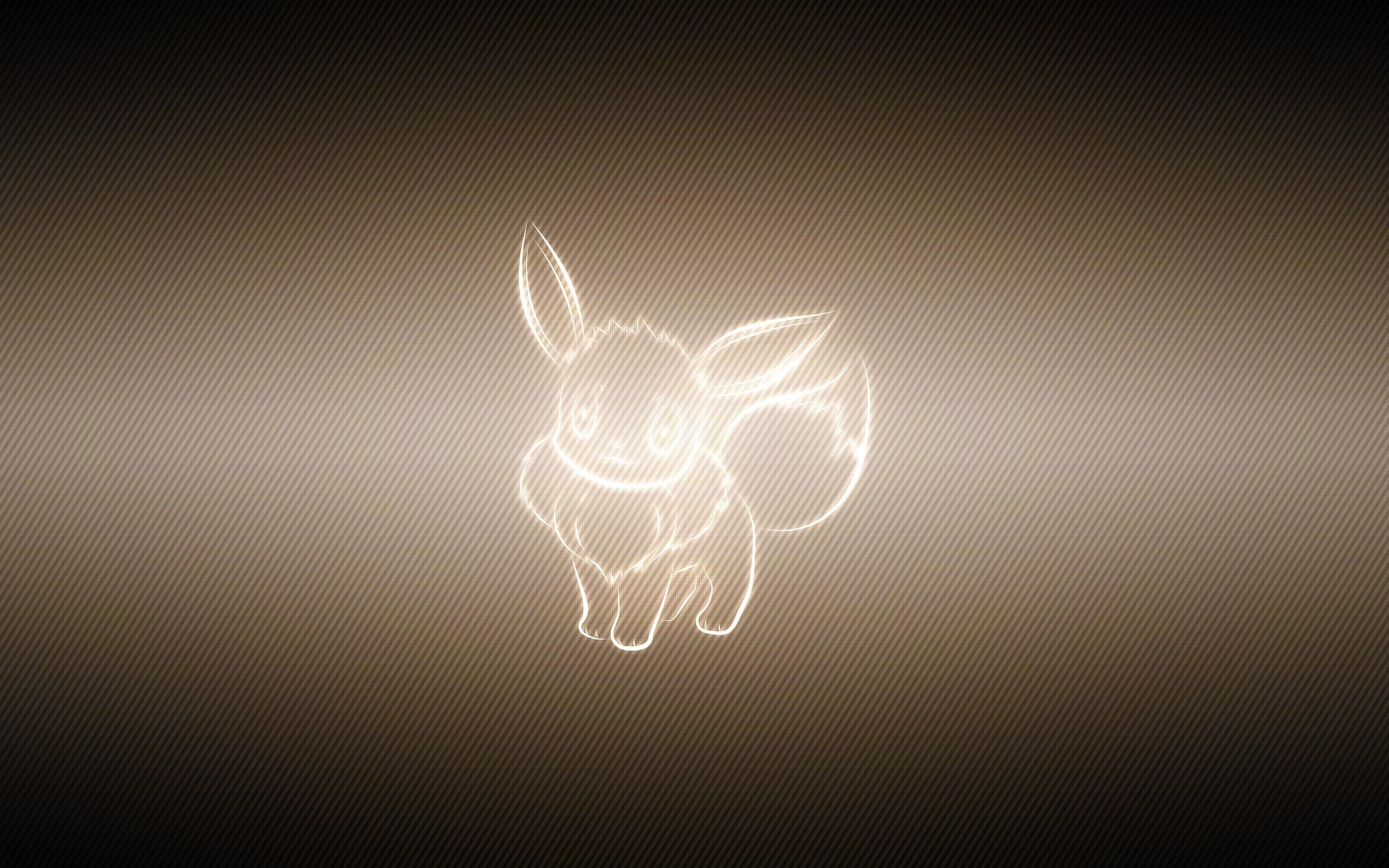 Wallpaper Animal, Pokemon, Eevee