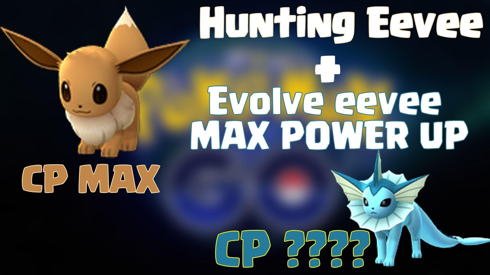 Main Pokemon Go di NOX – Hunting Eevee + Evolve eevee CP MAX | Pokemon Go  Indonesia – YouTube