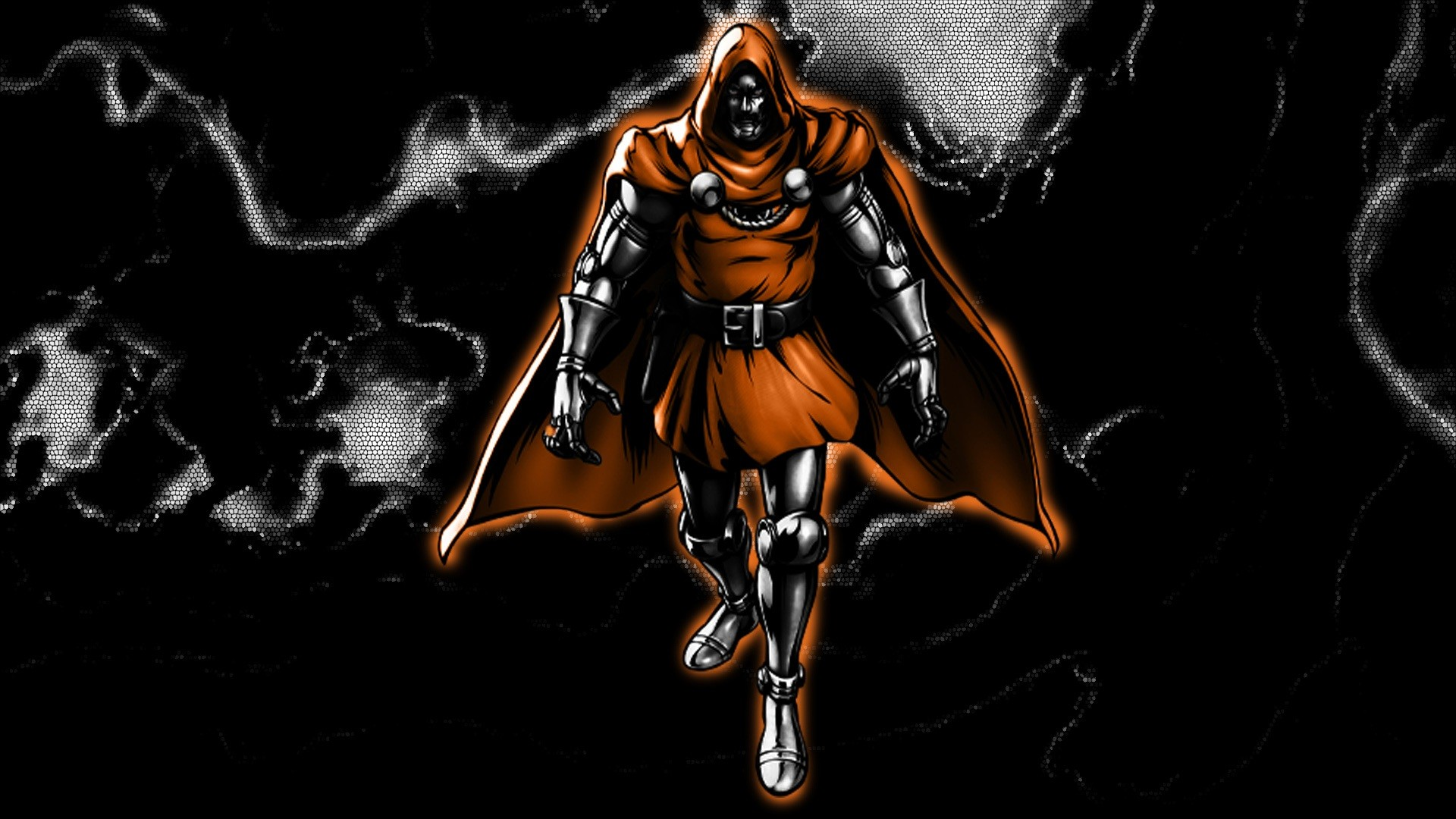 … Dr. Doom Agent Orange by 666Darks