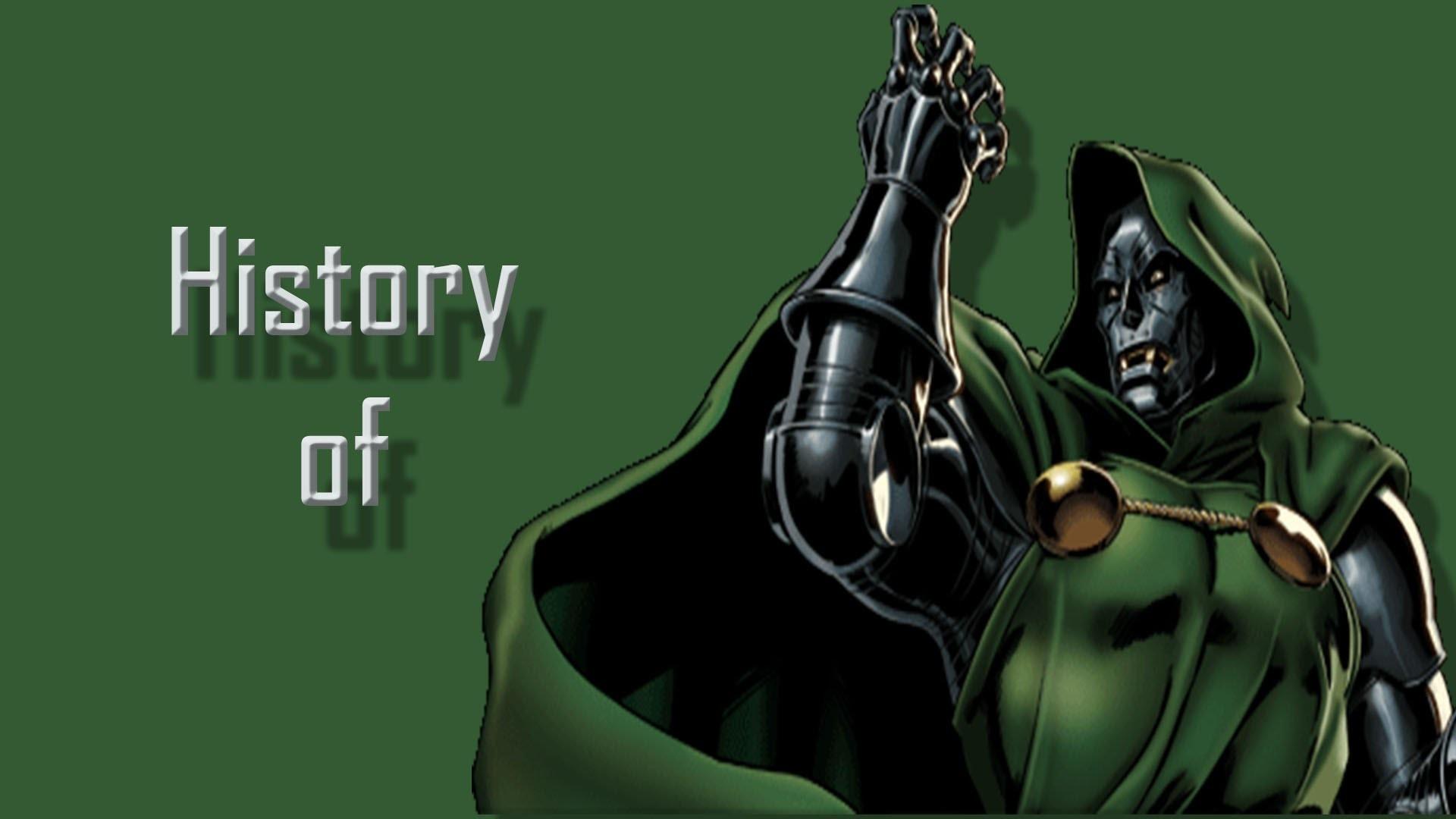 History of Doctor Doom