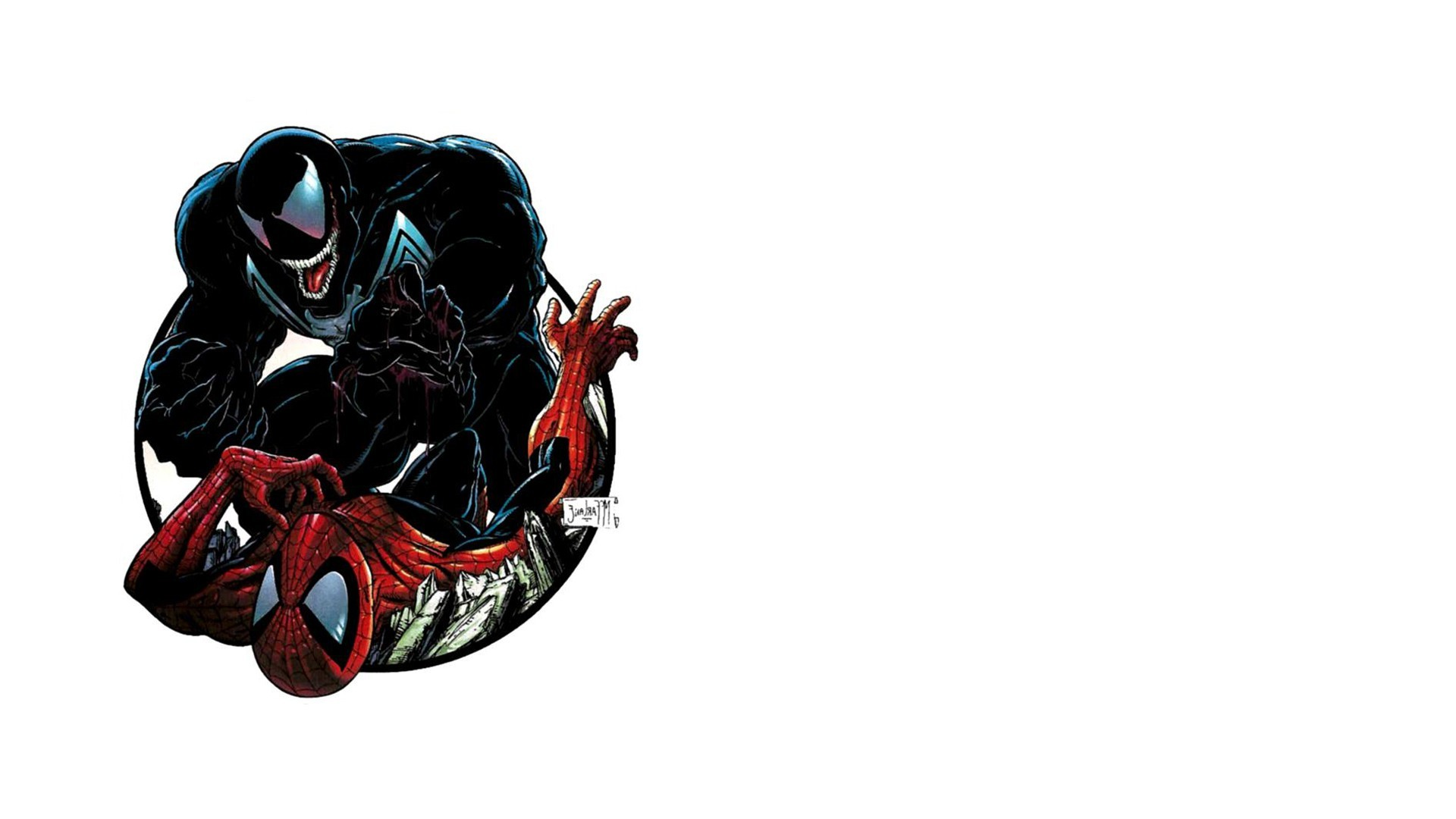 comics, Spider Man, Venom