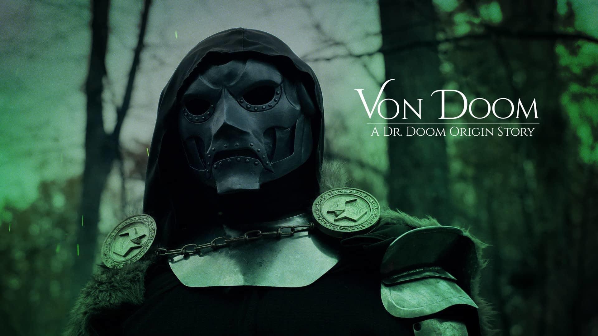 Fans Take It Upon Themselves to Give Victor Von Doom The Movie He Deserves  | nerdbastards.com