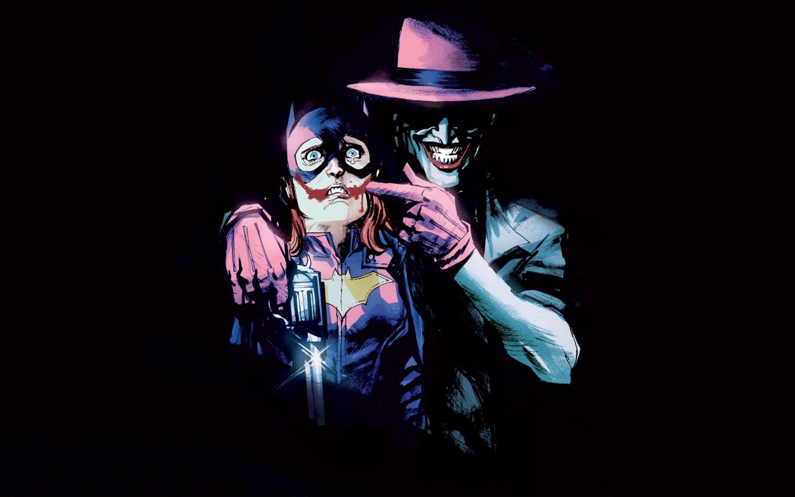 Joker, Batgirl, DC Comics