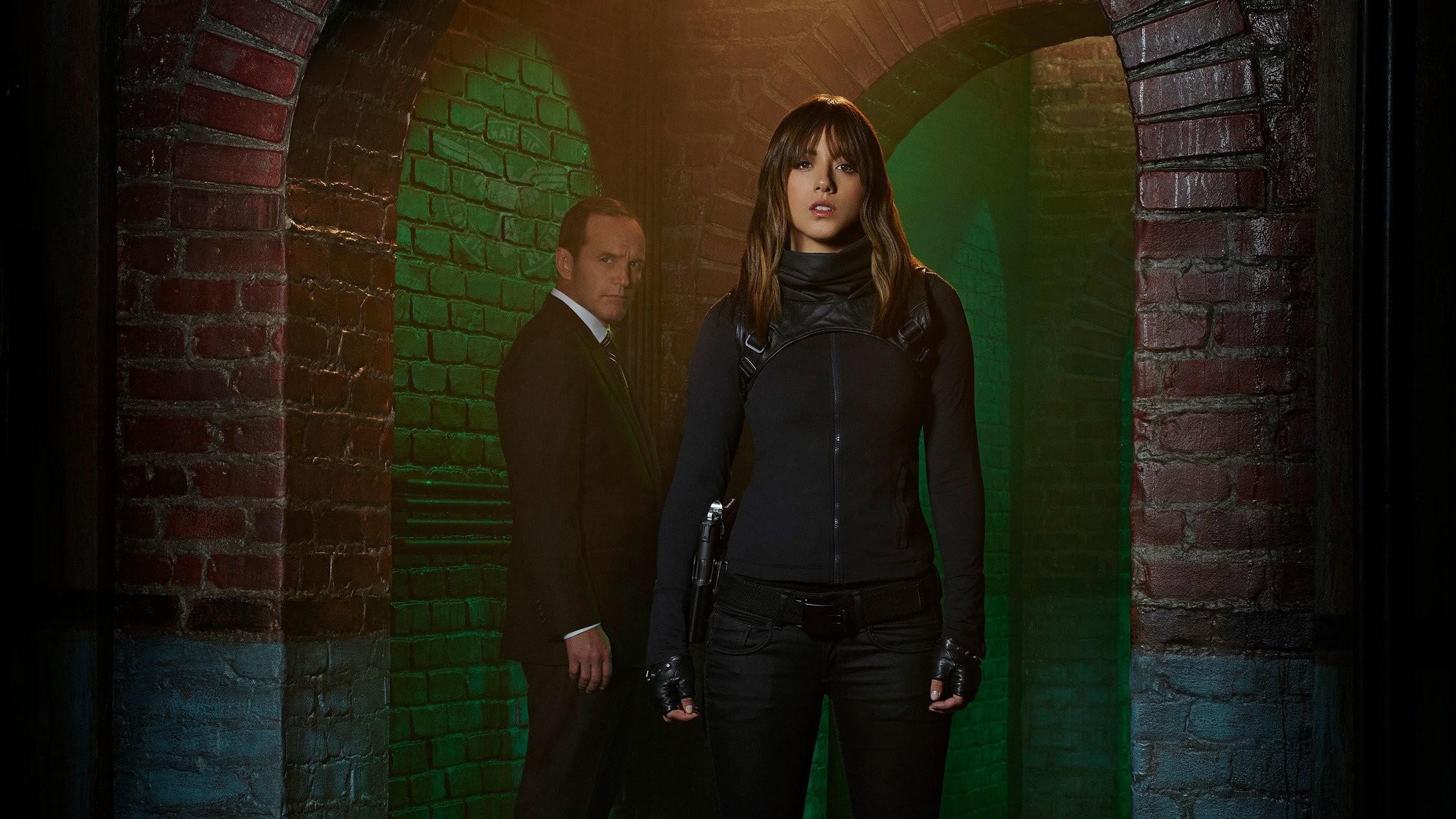 TV Show – Marvel's Agents of S.H.I.E.L.D. Daisy (Agents of S.H.I.E.L.D.)  Chloe Bennet Phil