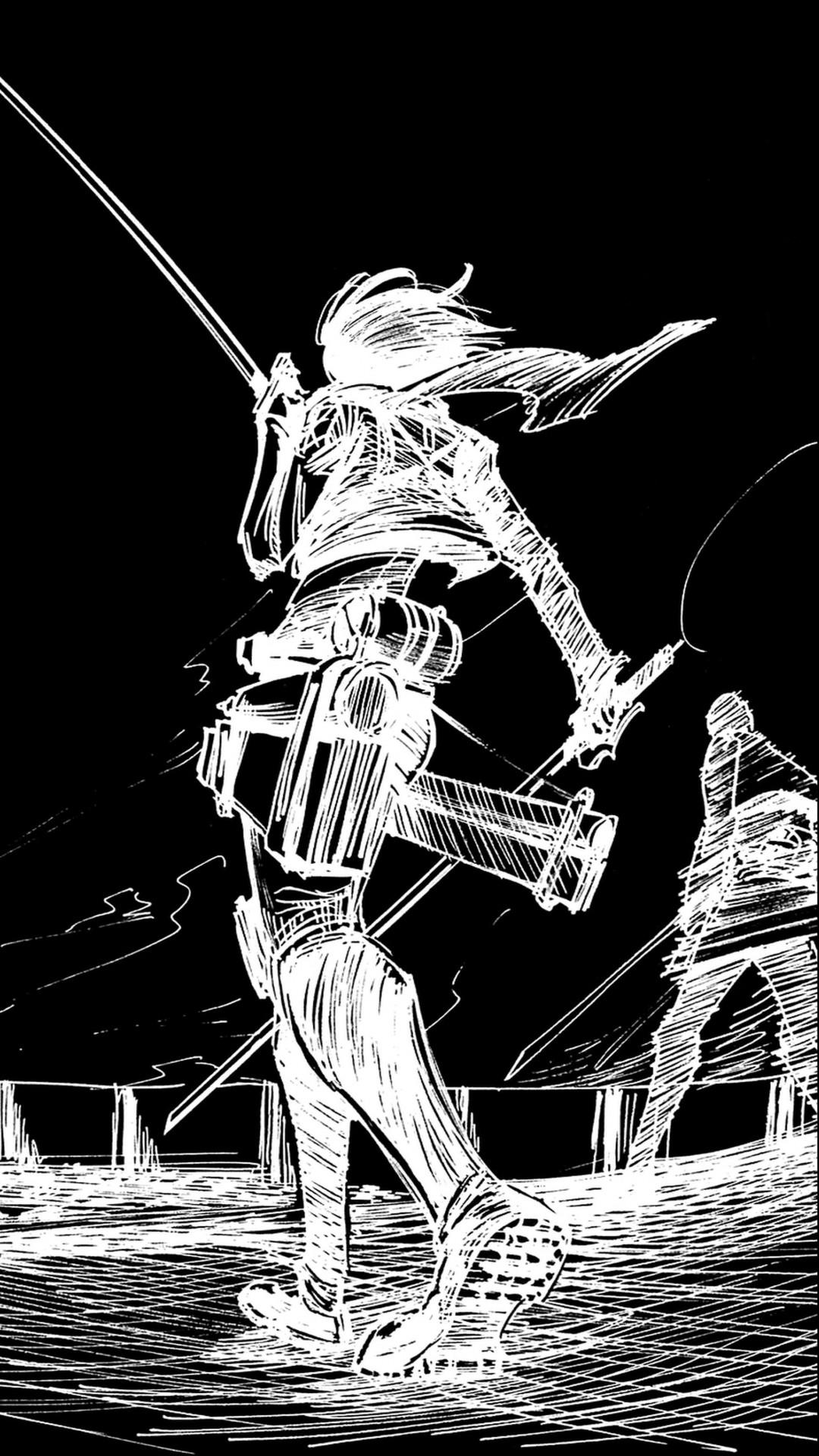 Anime Attack On Titan. Wallpaper 200004