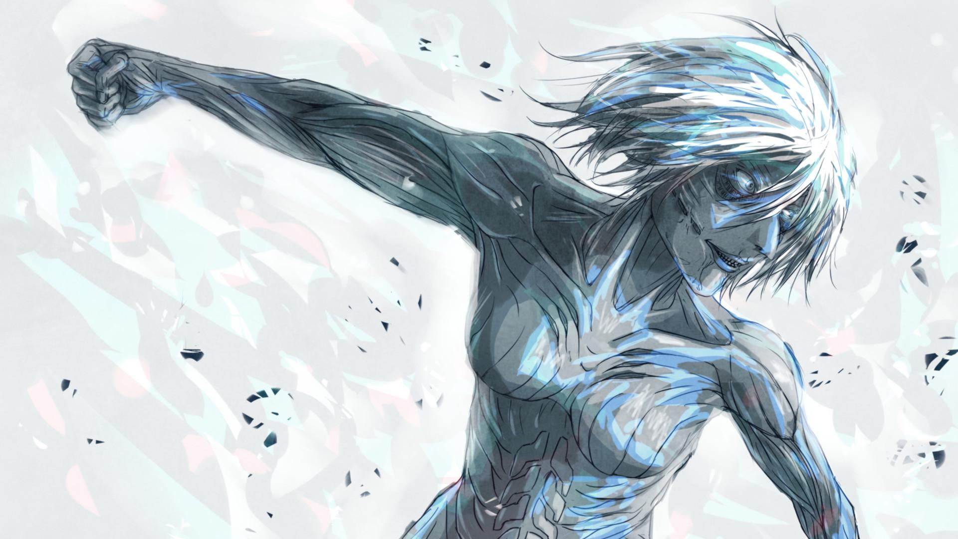 Anime Attack On Titan Annie Leonhart Wallpaper