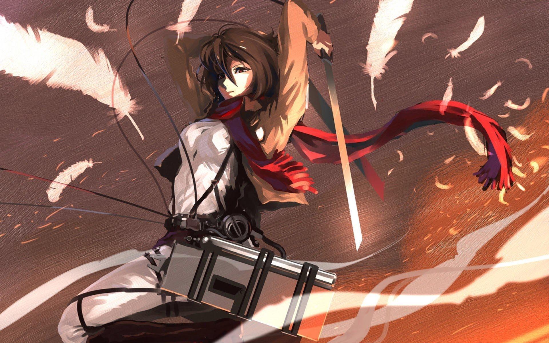 Shingeki No Kyojin Anime Wallpaper HD Download Desktop